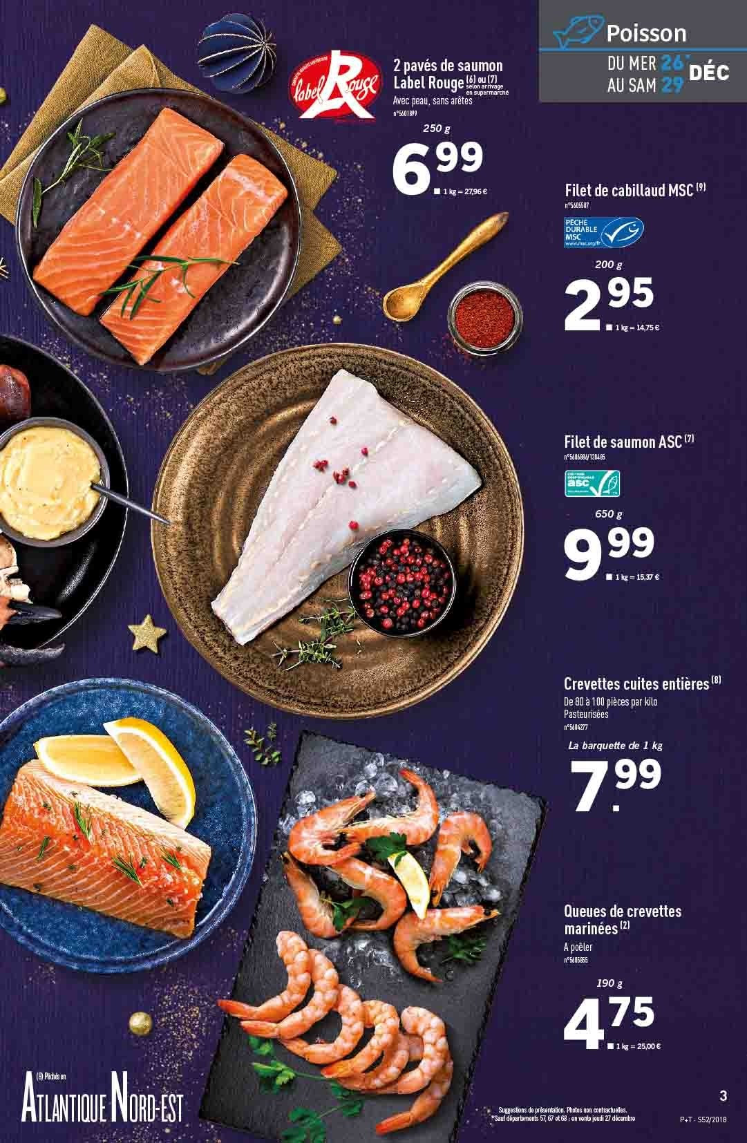 Catalogue Lidl - 26.12.2018 - 31.12.2018. Page 3.