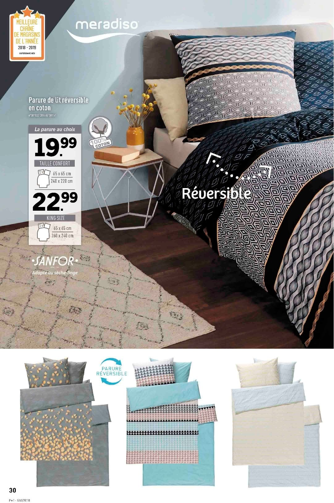 Catalogue Lidl - 26.12.2018 - 31.12.2018. Page 30.