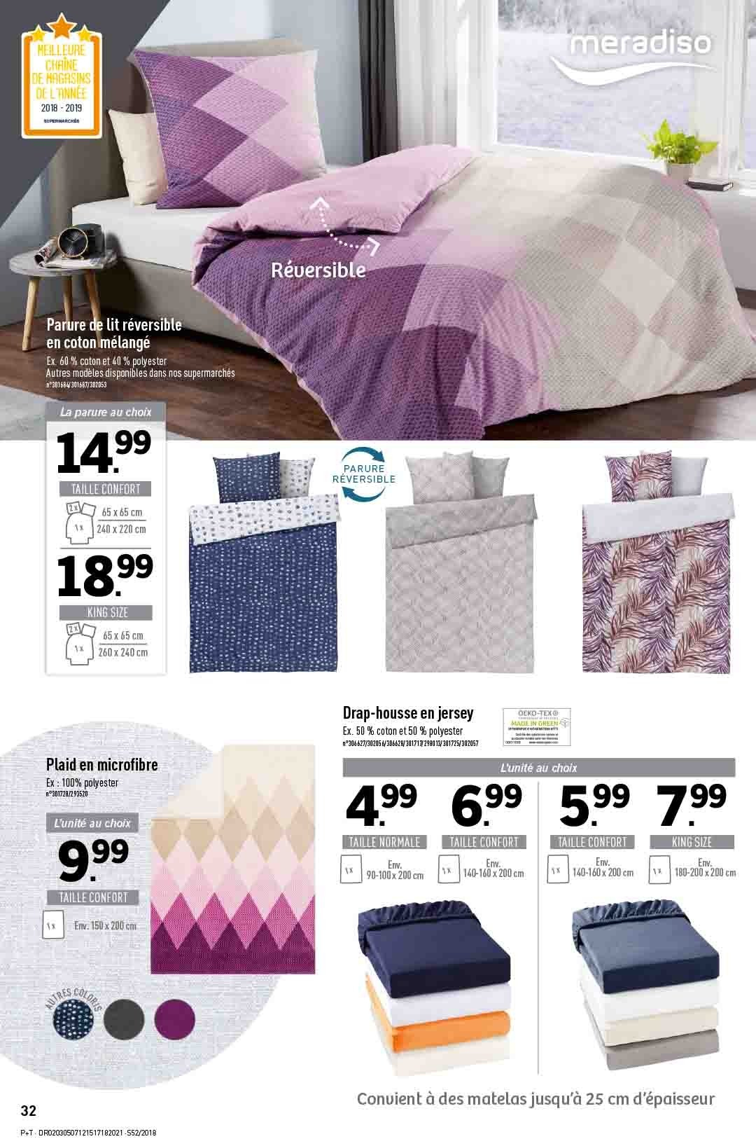 Catalogue Lidl - 26.12.2018 - 31.12.2018. Page 32.