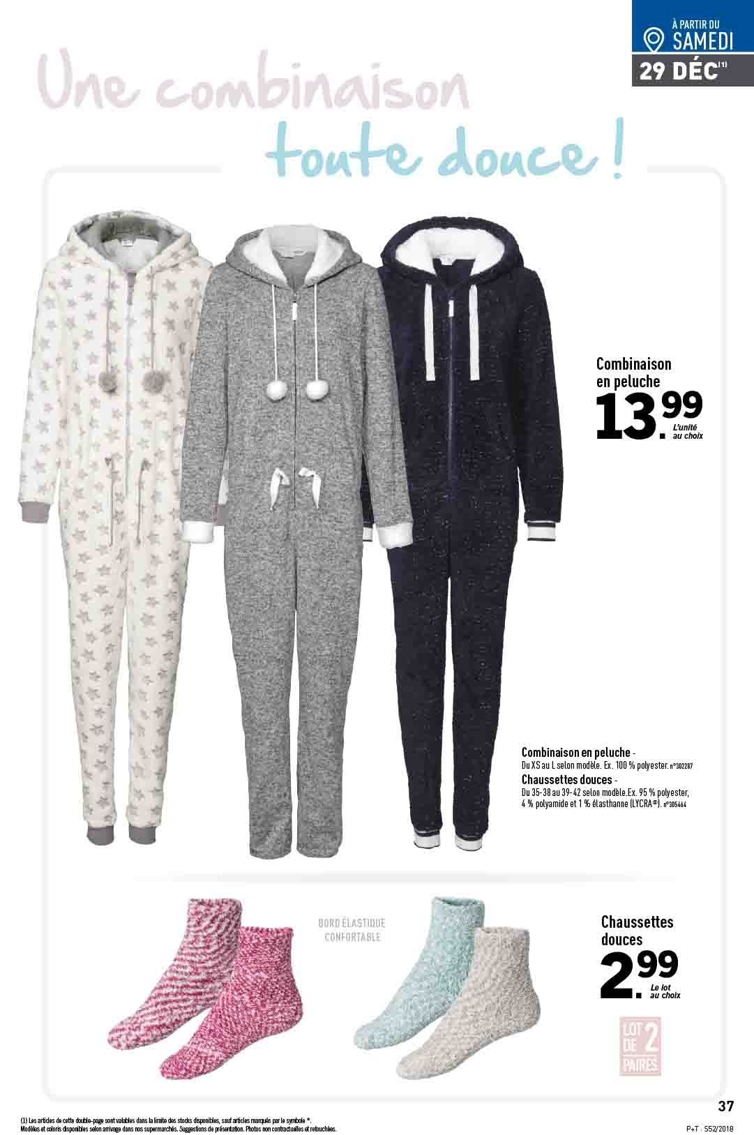 Catalogue Lidl - 26.12.2018 - 31.12.2018. Page 37.