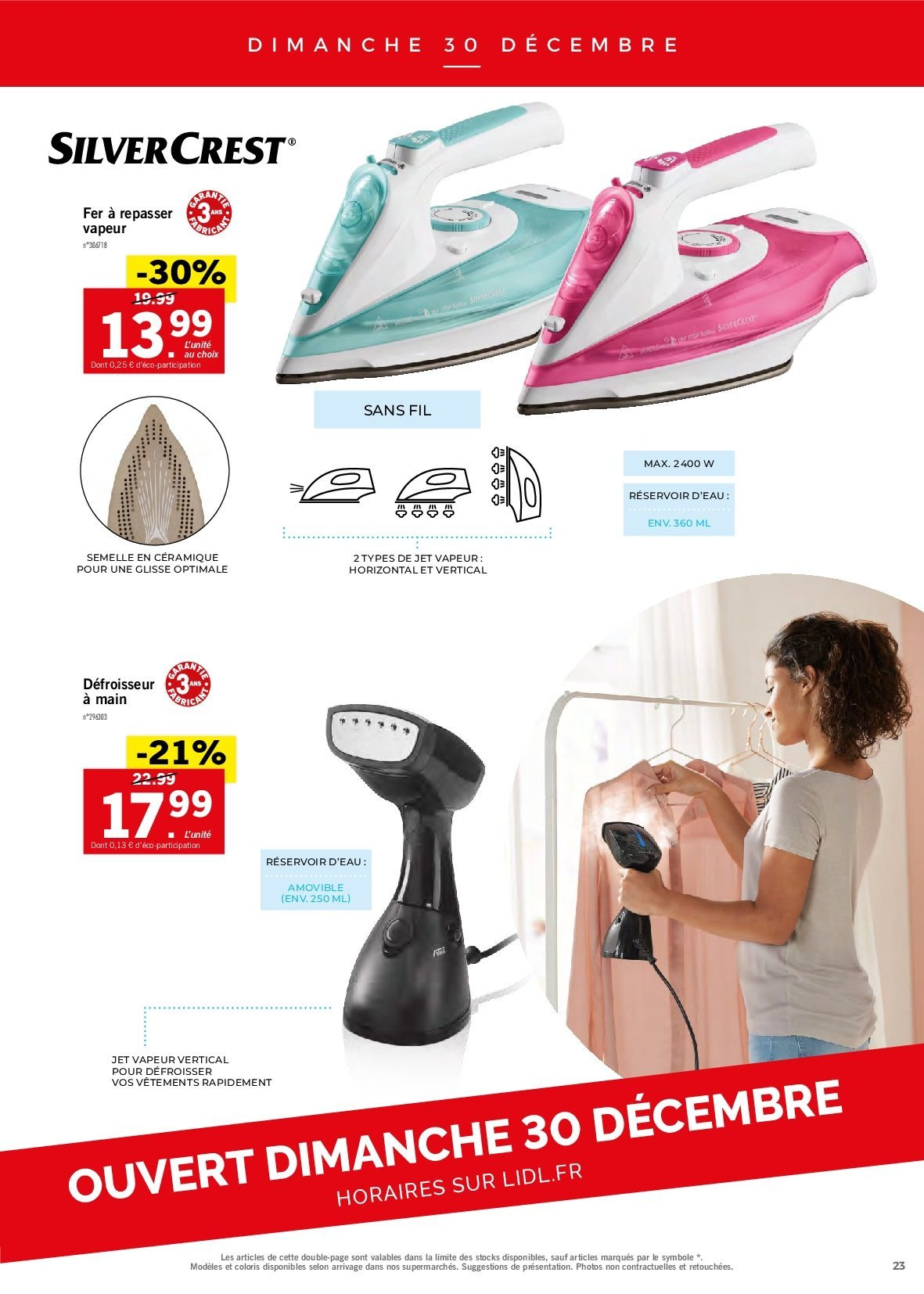 Catalogue Lidl - 26.12.2018 - 30.12.2018. Page 23.