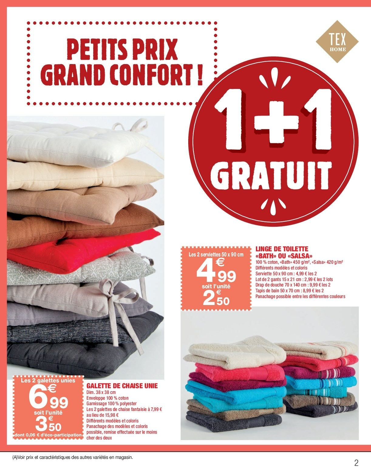 Catalogue Carrefour - 26.12.2018 - 06.01.2019. Page 2.