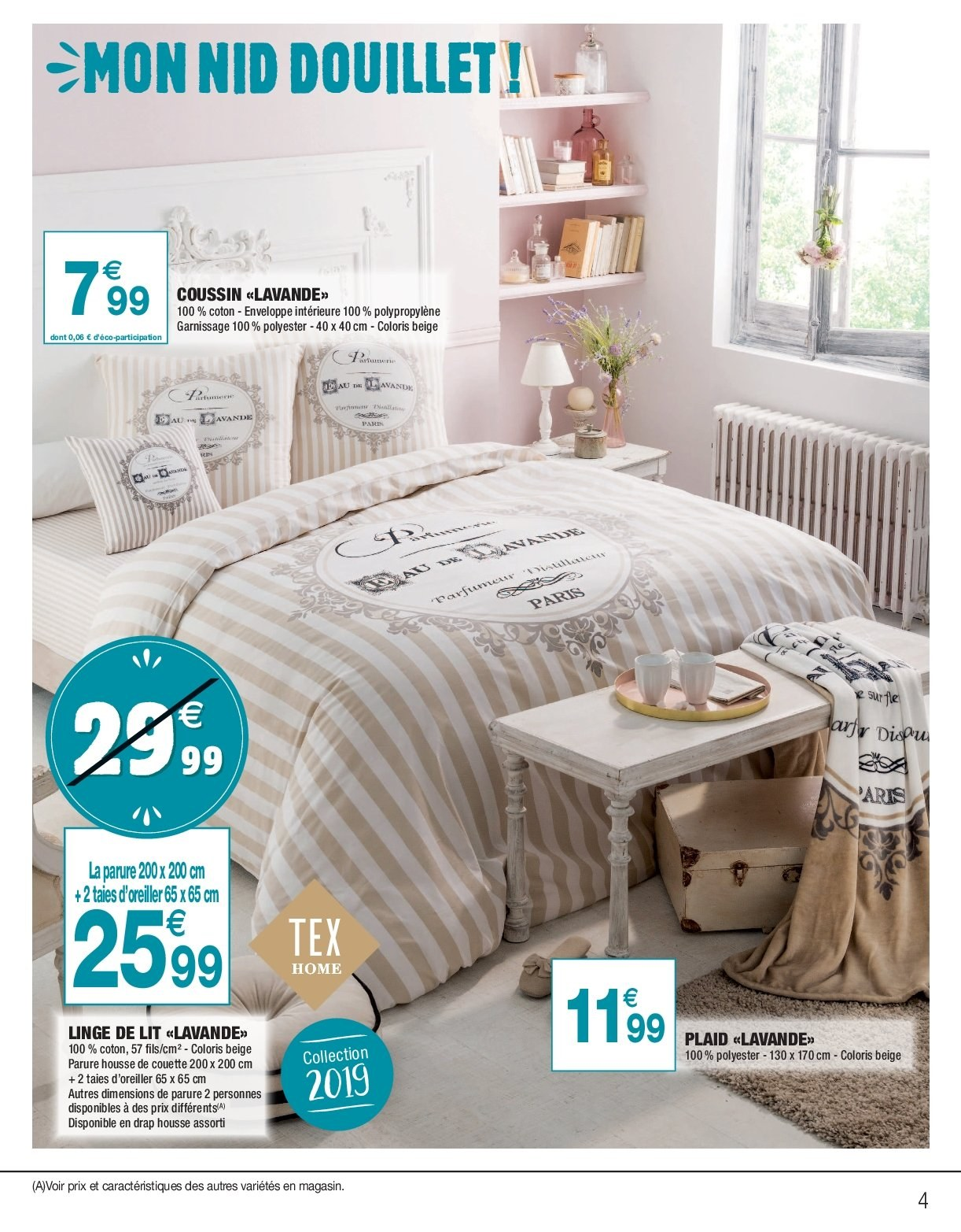 Catalogue Carrefour - 26.12.2018 - 06.01.2019. Page 4.