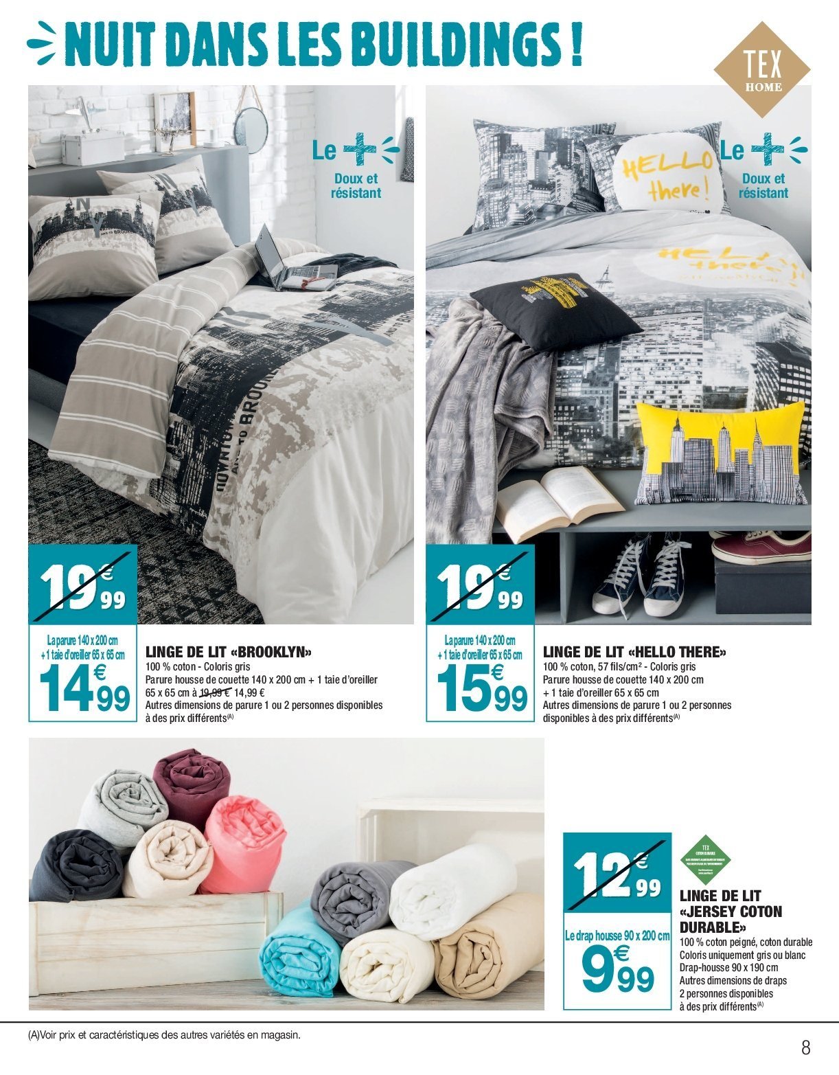 Catalogue Carrefour - 26.12.2018 - 06.01.2019. Page 8.