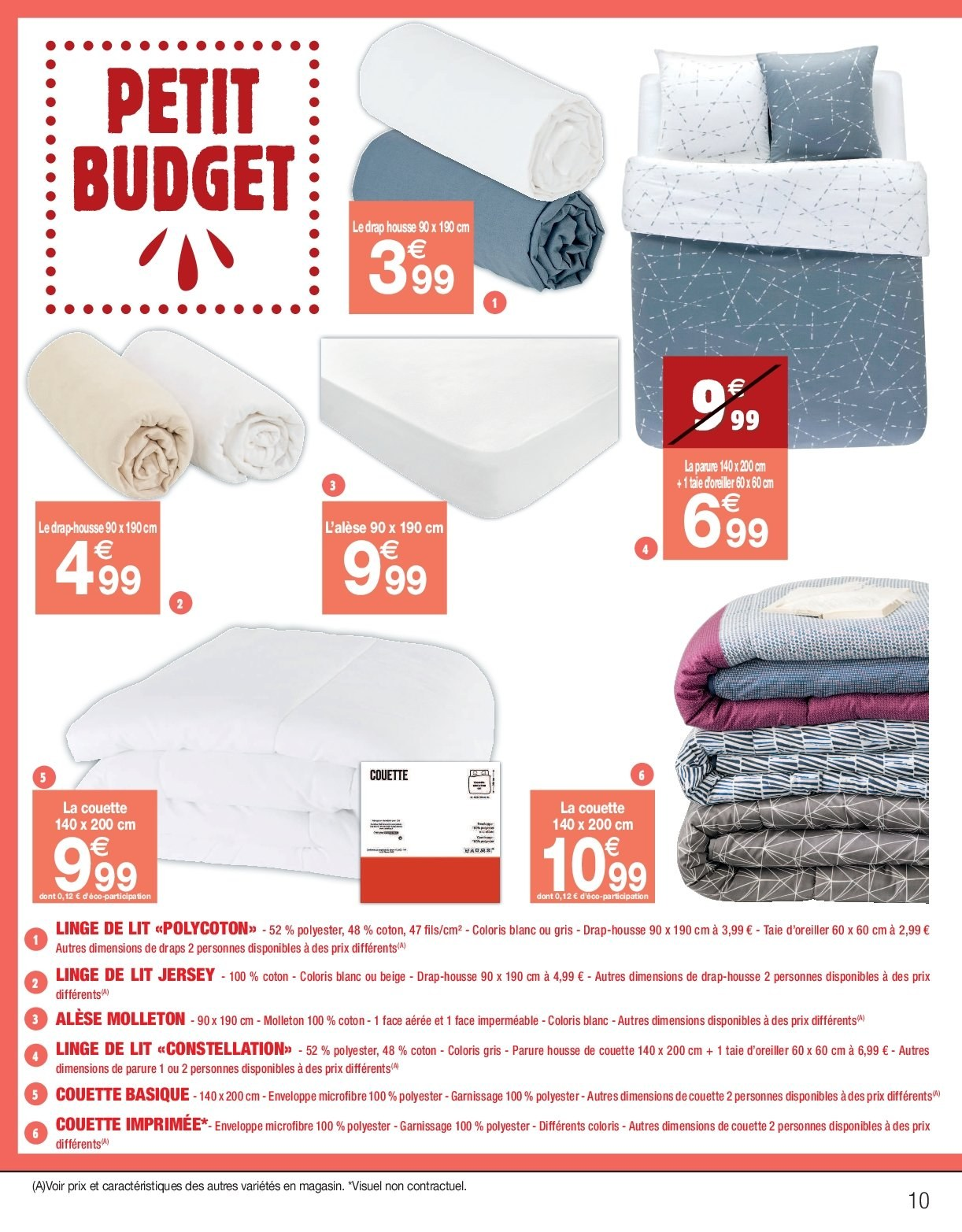 Catalogue Carrefour - 26.12.2018 - 06.01.2019. Page 10.
