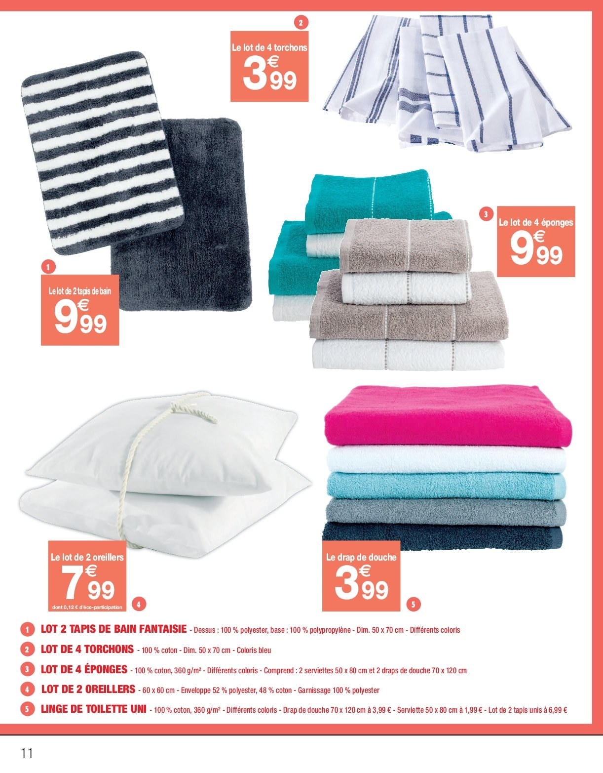 Catalogue Carrefour - 26.12.2018 - 06.01.2019. Page 11.
