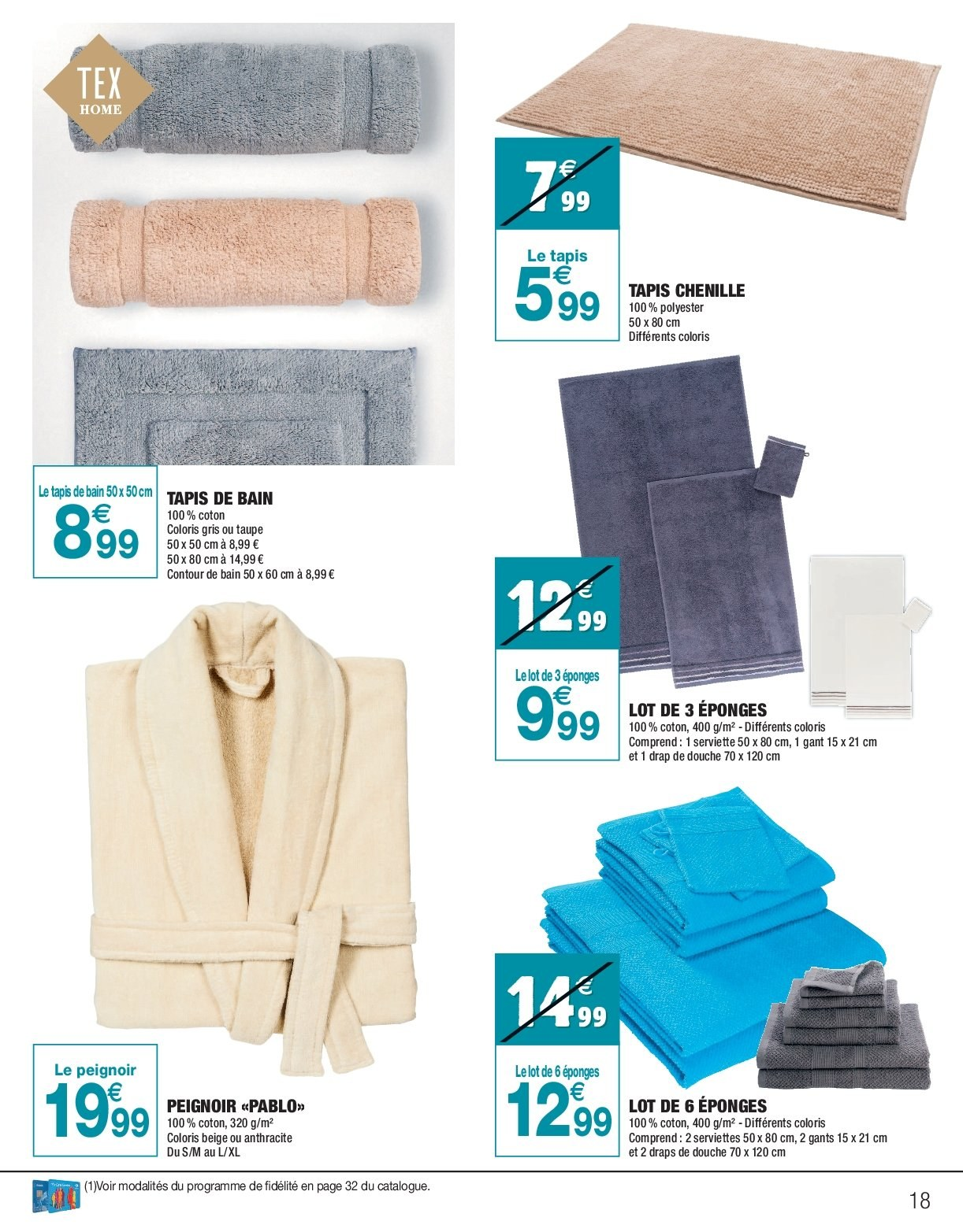 Catalogue Carrefour - 26.12.2018 - 06.01.2019. Page 18.