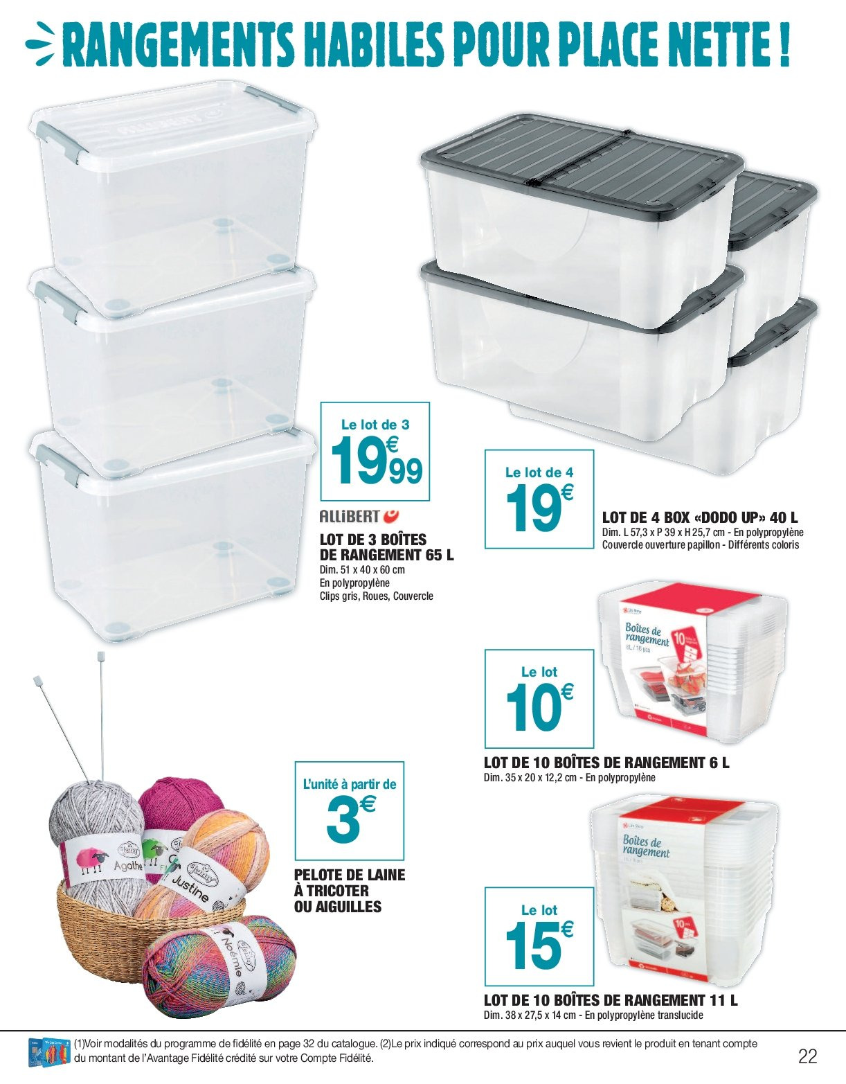 Catalogue Carrefour - 26.12.2018 - 06.01.2019. Page 22.
