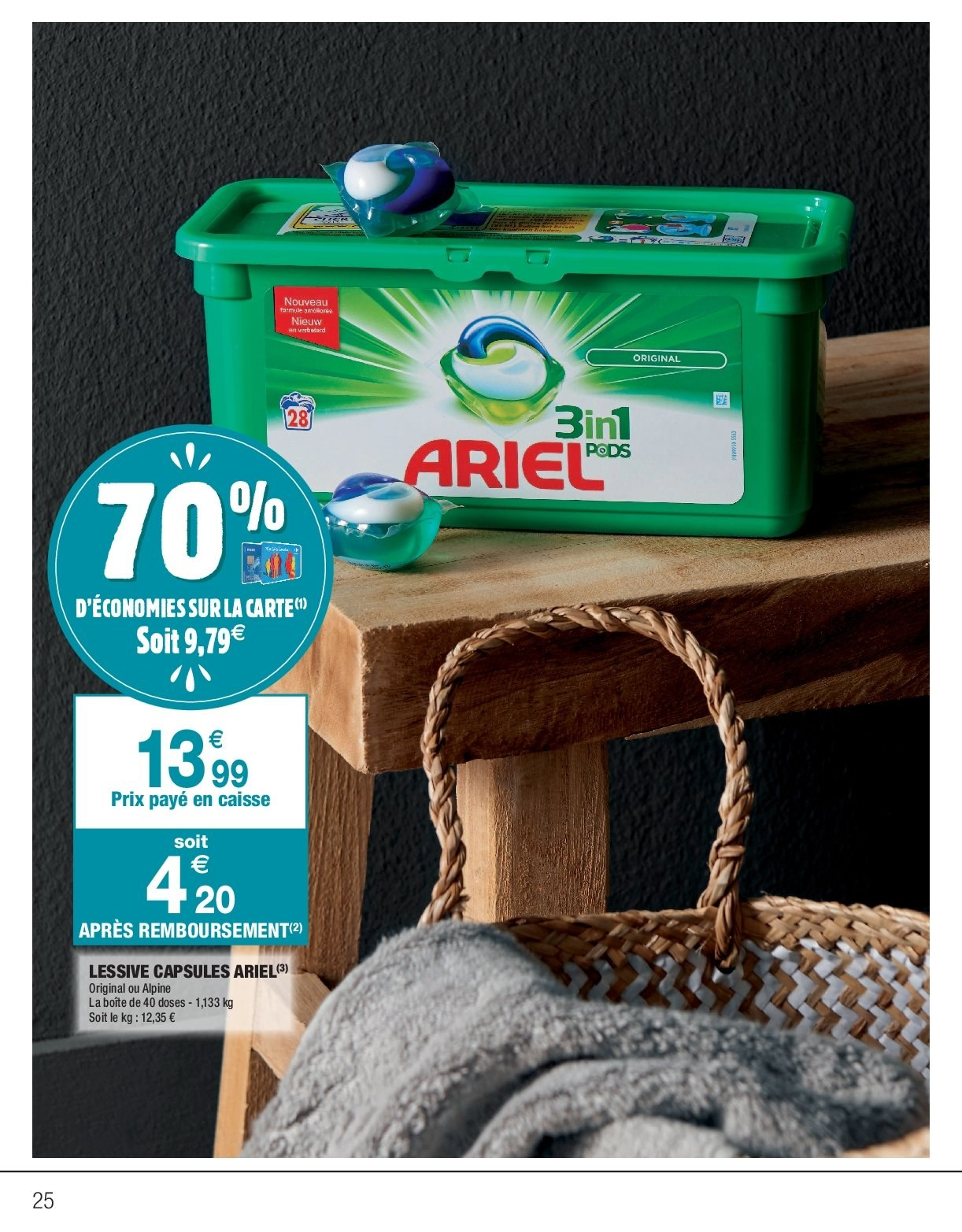Catalogue Carrefour - 26.12.2018 - 06.01.2019. Page 25.