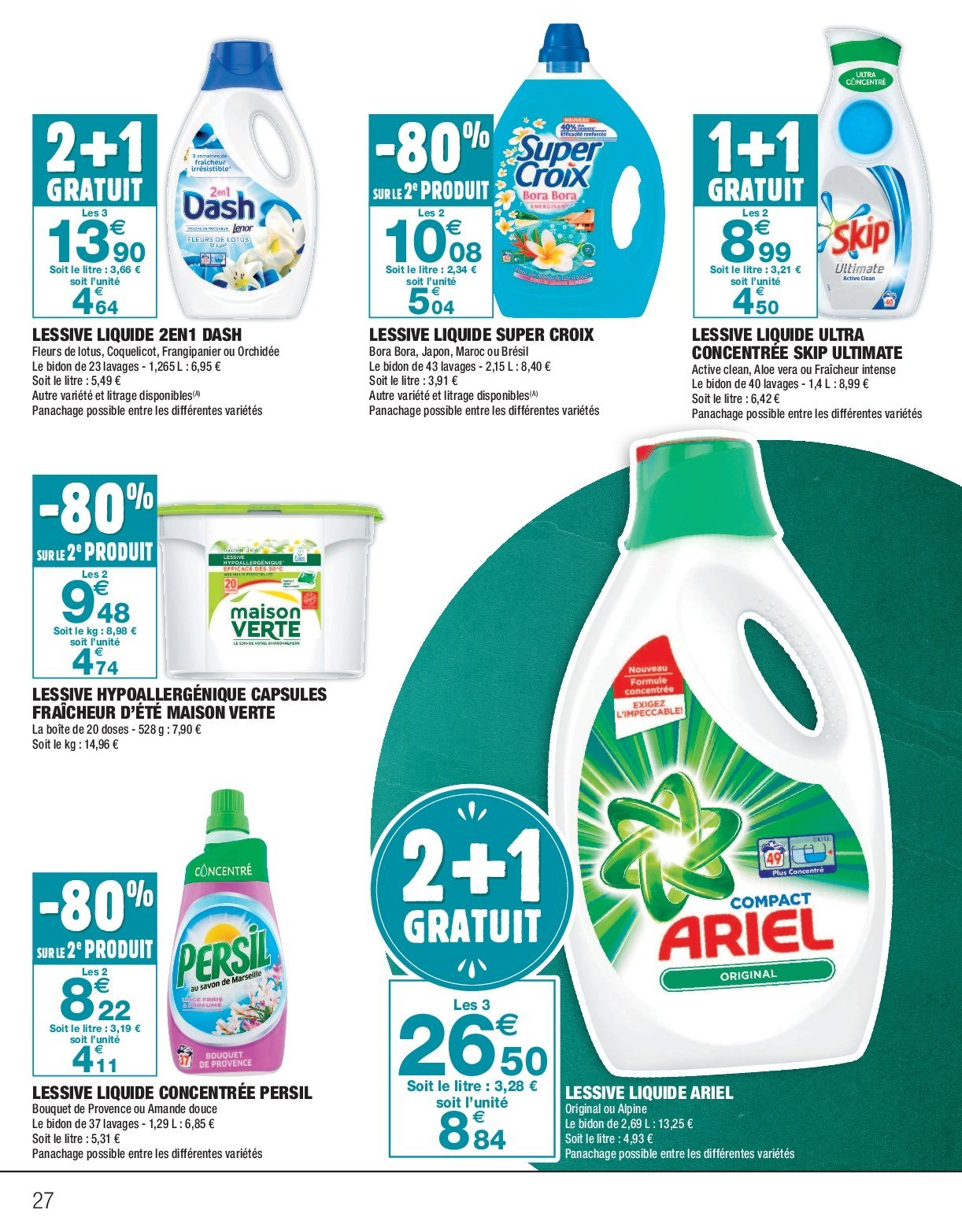 Catalogue Carrefour - 26.12.2018 - 06.01.2019. Page 27.