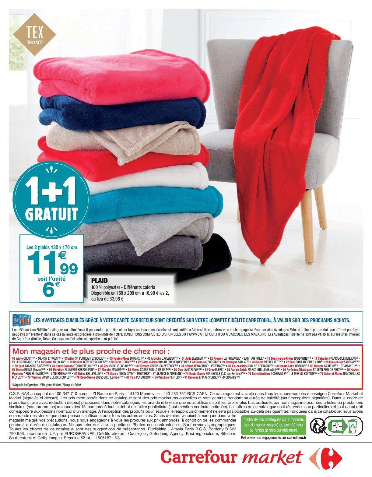 Catalogue Carrefour - 26.12.2018 - 06.01.2019. Page 32.
