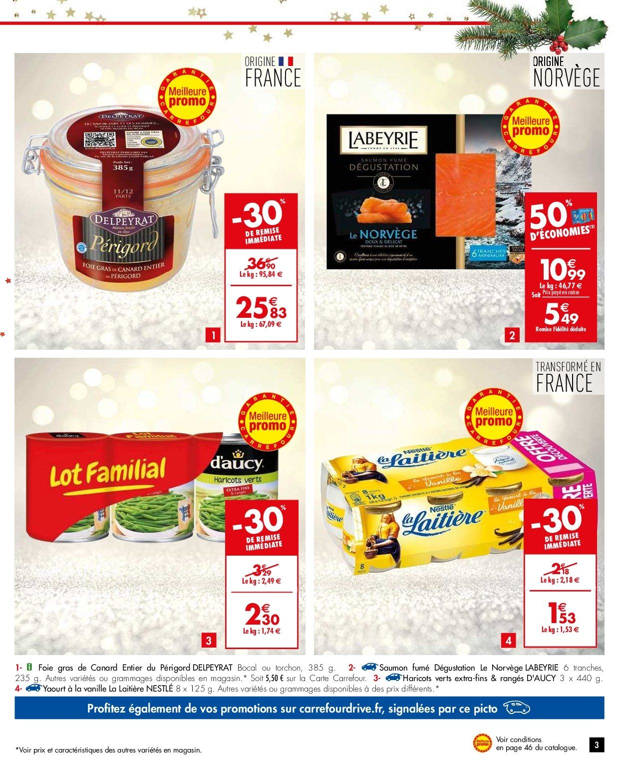 Catalogue Carrefour - 26.12.2018 - 31.12.2018. Page 3.
