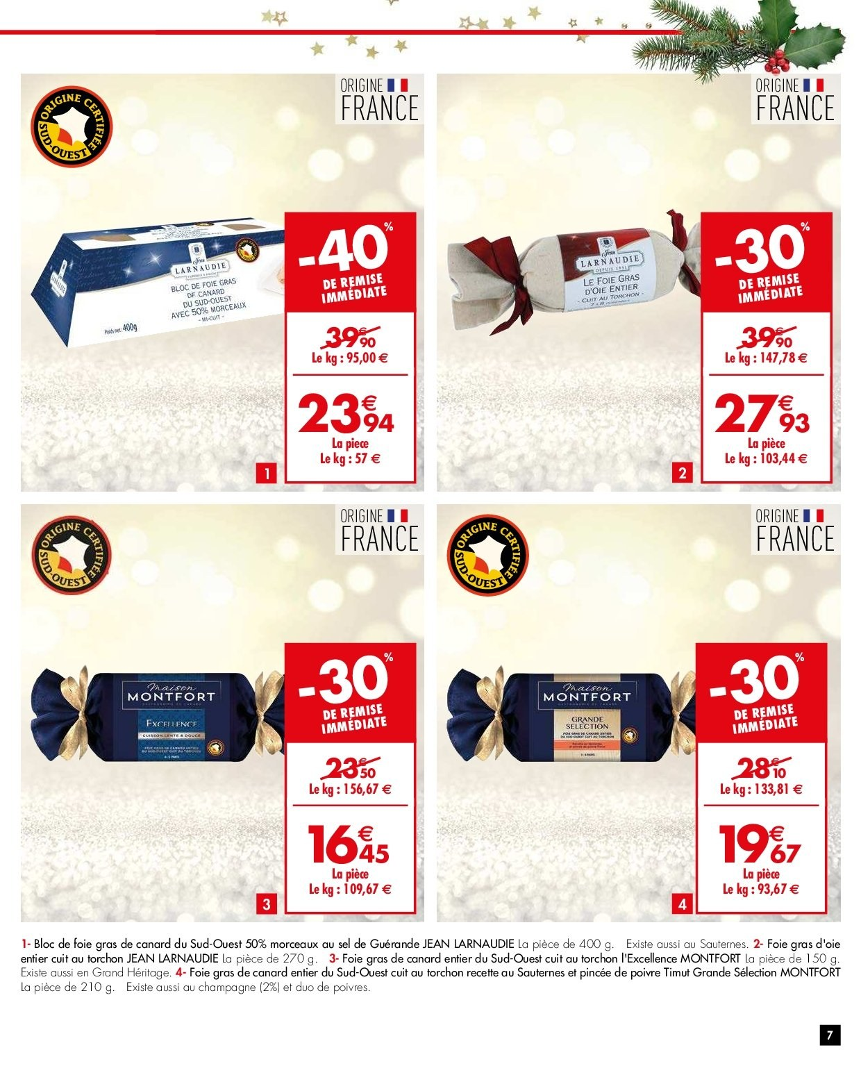 Catalogue Carrefour - 26.12.2018 - 31.12.2018. Page 7.