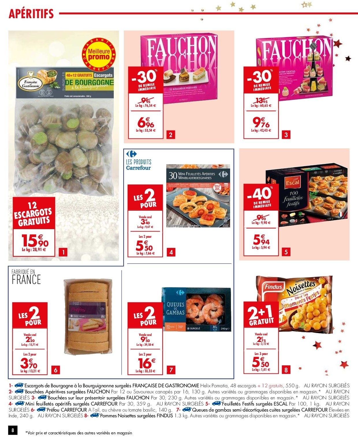 Catalogue Carrefour - 26.12.2018 - 31.12.2018. Page 8.