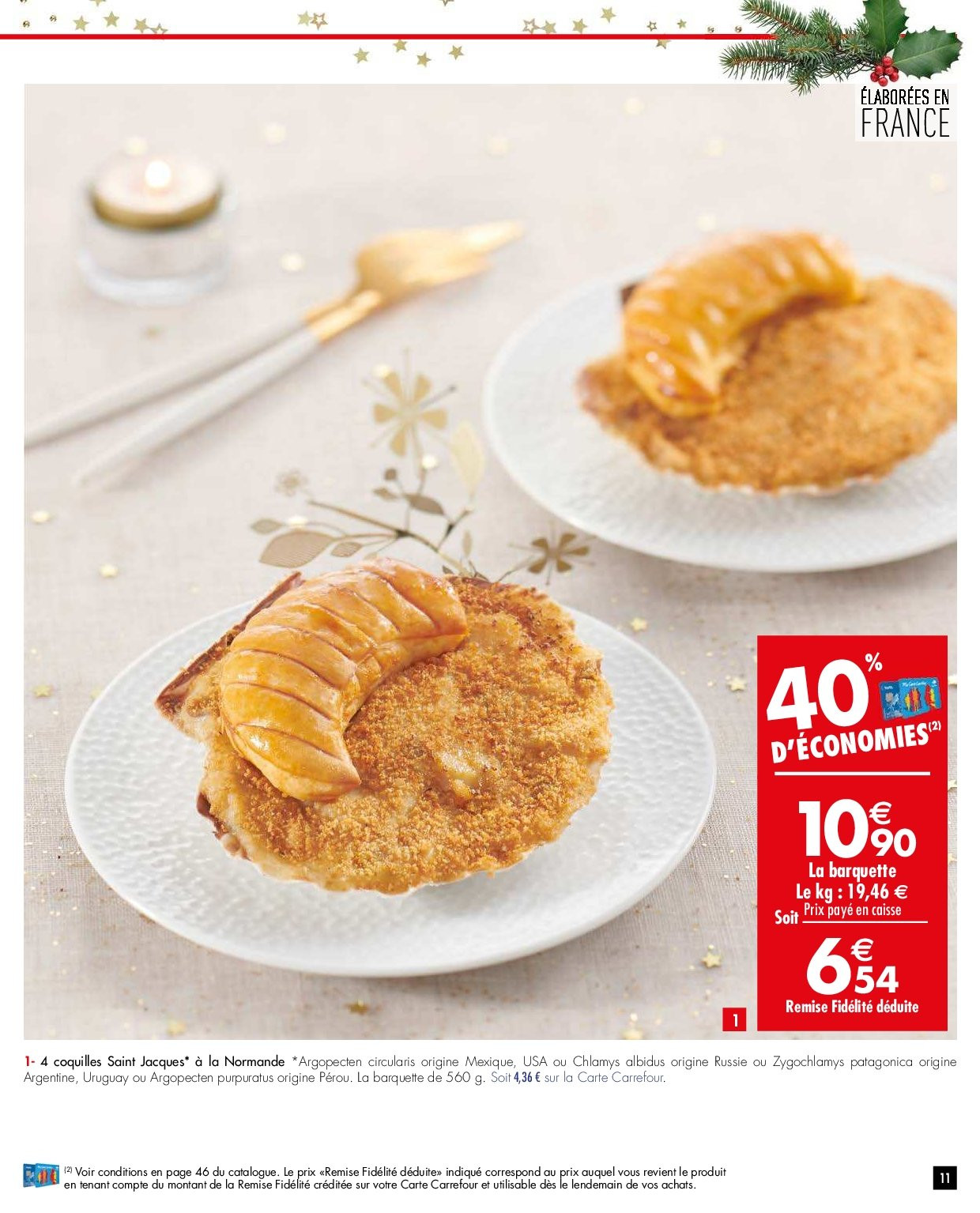 Catalogue Carrefour - 26.12.2018 - 31.12.2018. Page 11.