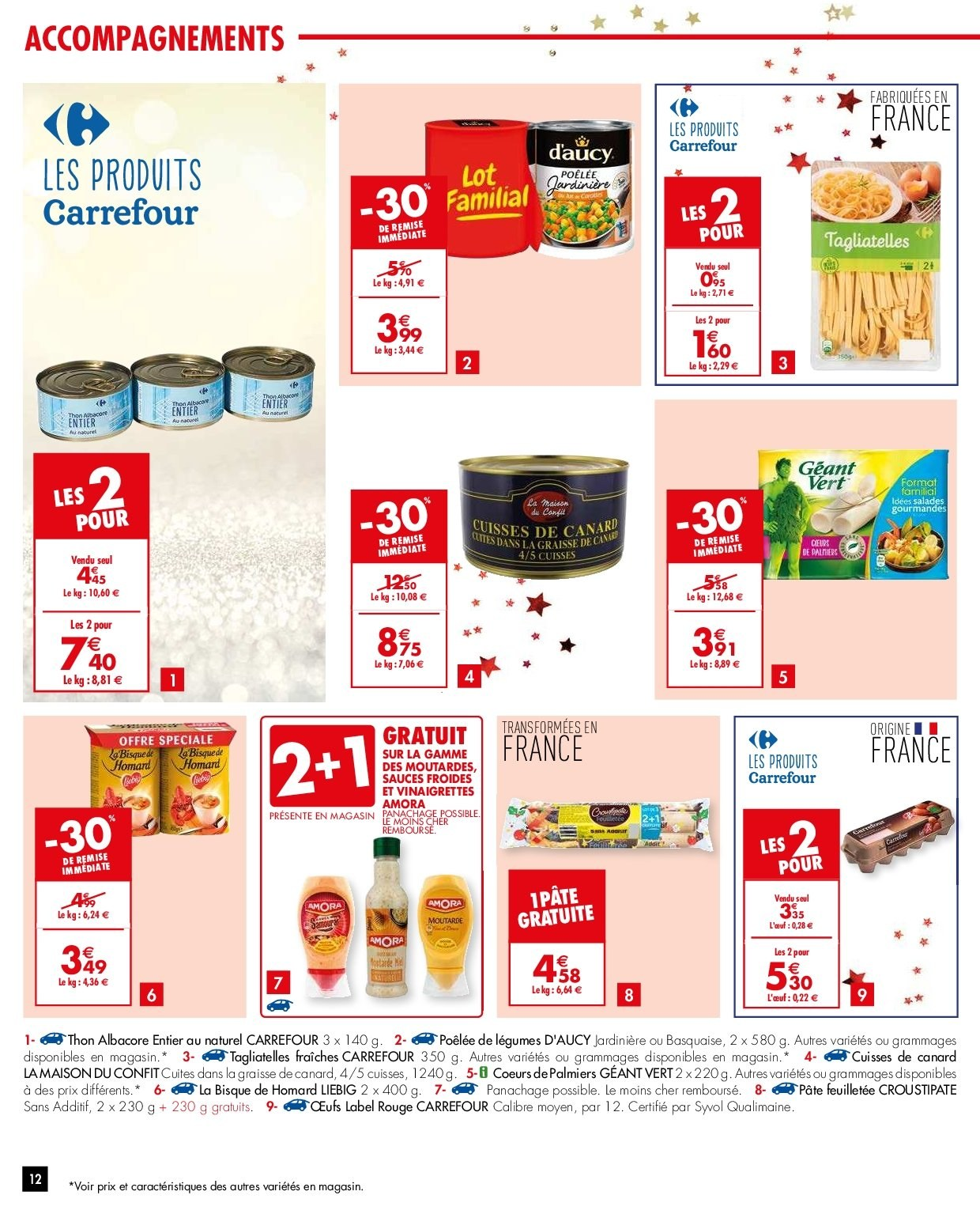 Catalogue Carrefour - 26.12.2018 - 31.12.2018. Page 12.