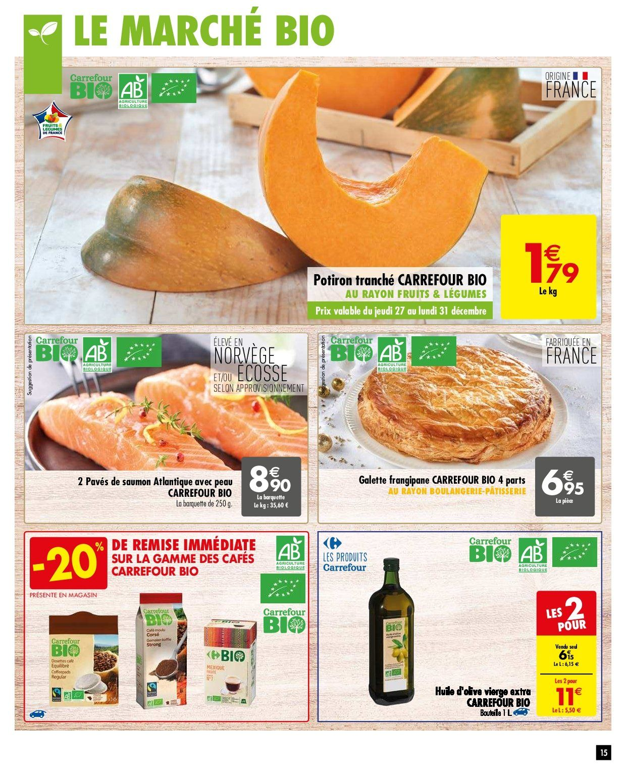 Catalogue Carrefour - 26.12.2018 - 31.12.2018. Page 15.