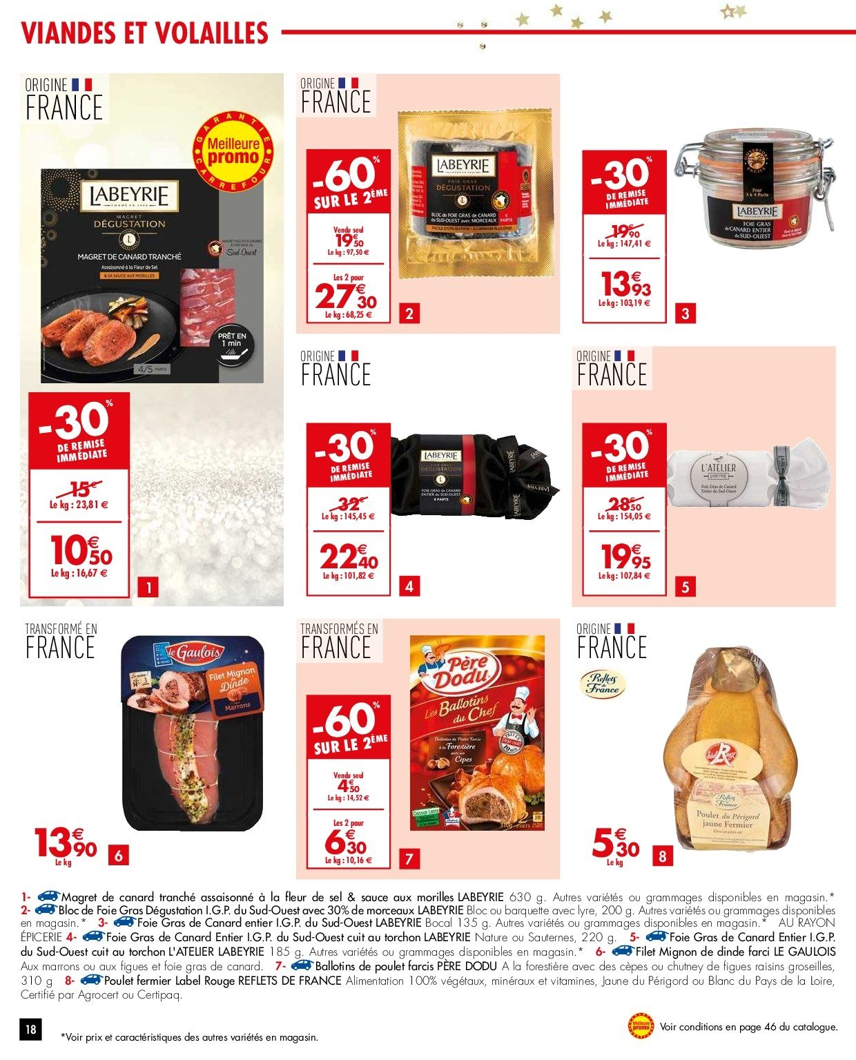 Catalogue Carrefour - 26.12.2018 - 31.12.2018. Page 18.