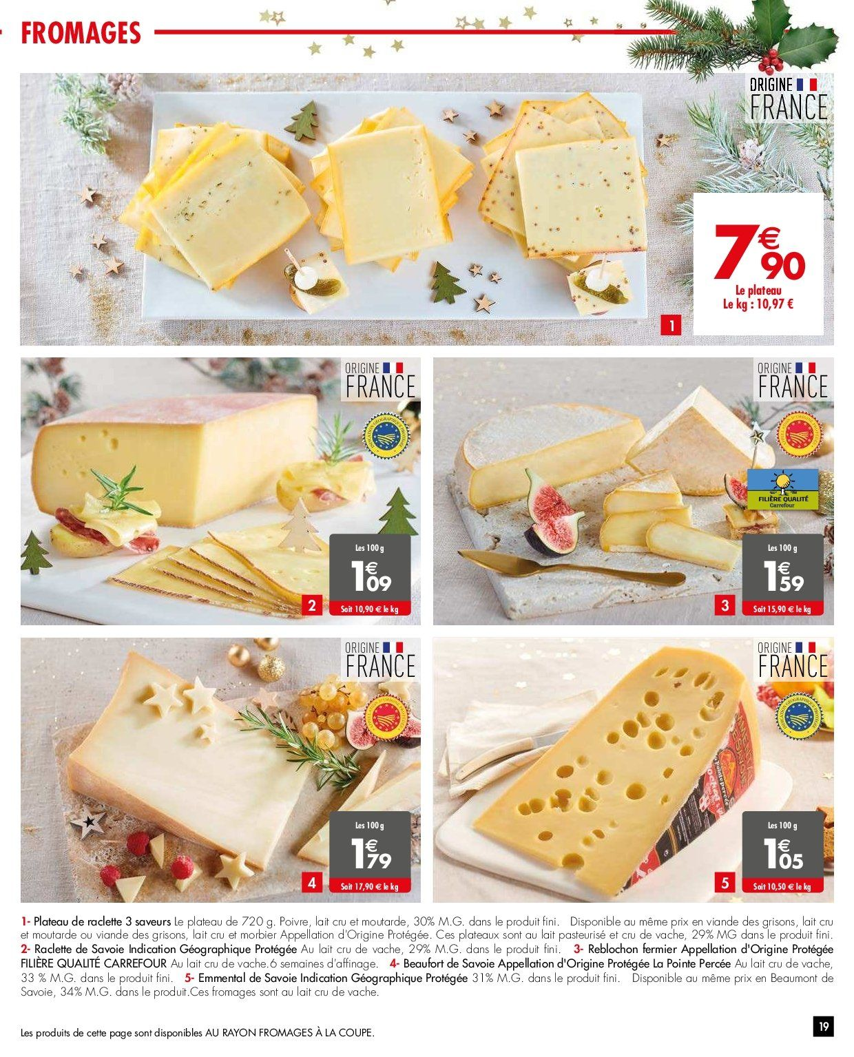 Catalogue Carrefour - 26.12.2018 - 31.12.2018. Page 19.