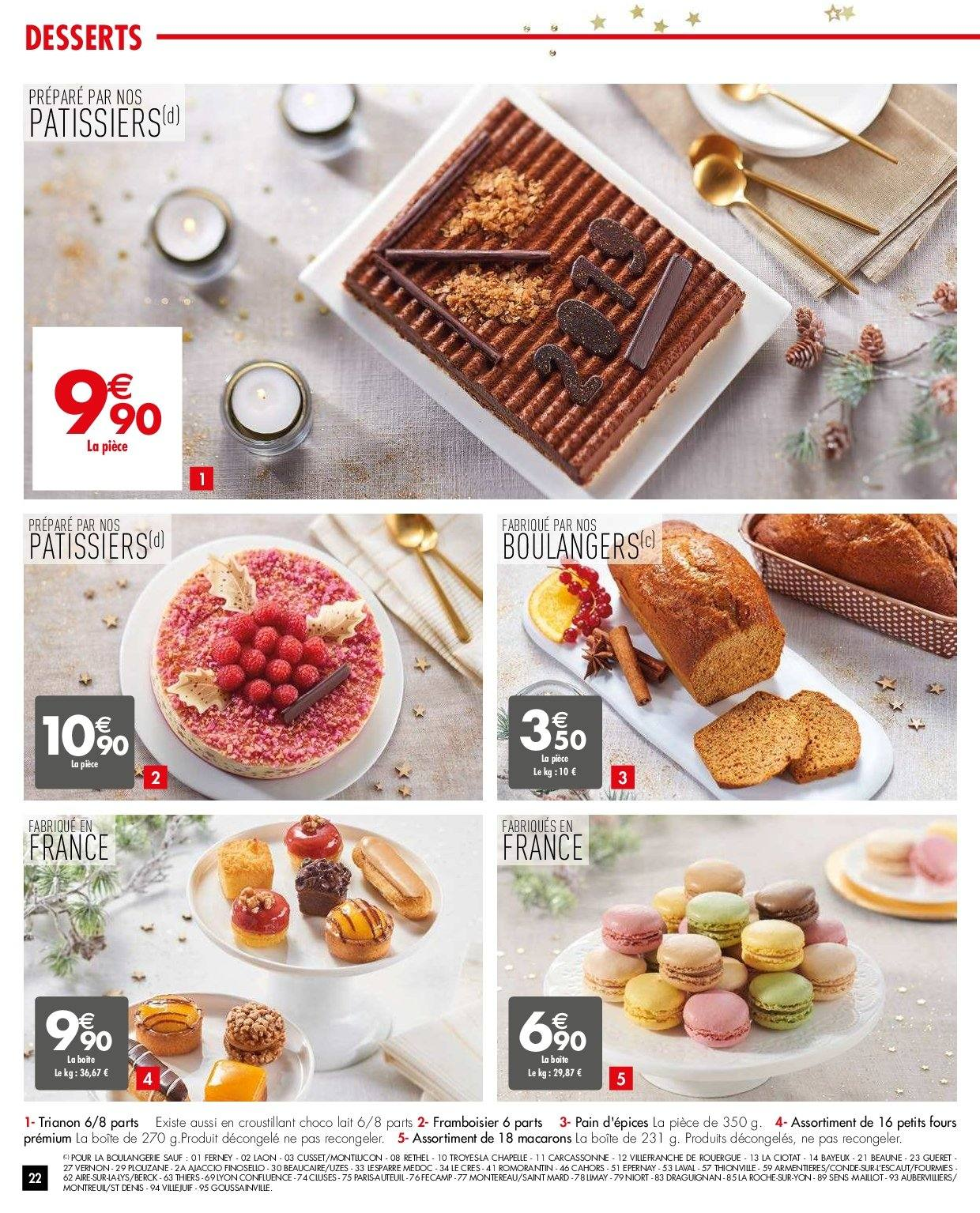 Catalogue Carrefour - 26.12.2018 - 31.12.2018. Page 22.