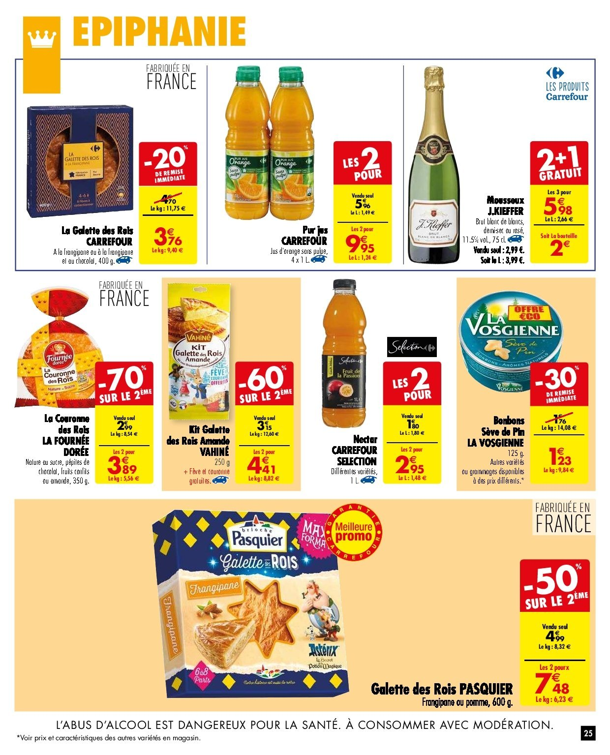 Catalogue Carrefour - 26.12.2018 - 31.12.2018. Page 25.