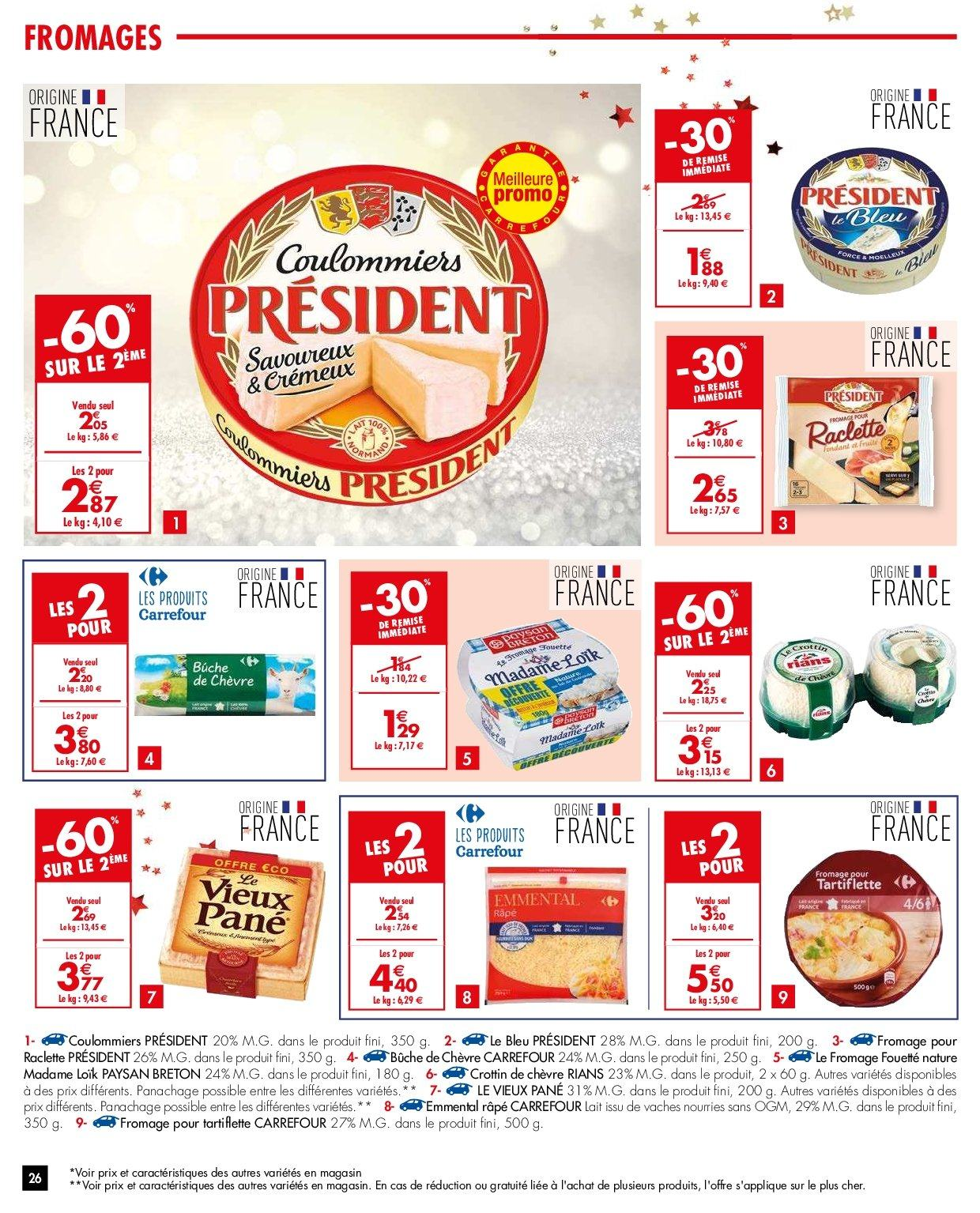 Catalogue Carrefour - 26.12.2018 - 31.12.2018. Page 26.