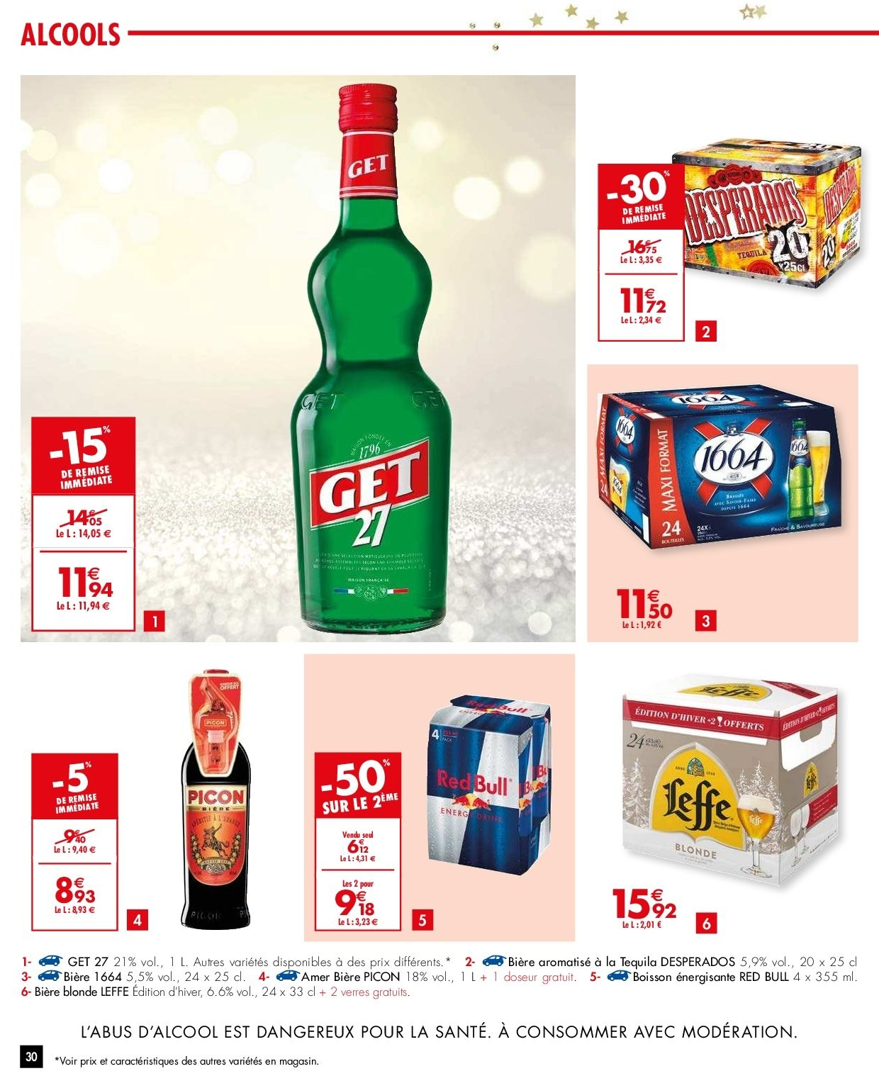 Catalogue Carrefour - 26.12.2018 - 31.12.2018. Page 30.