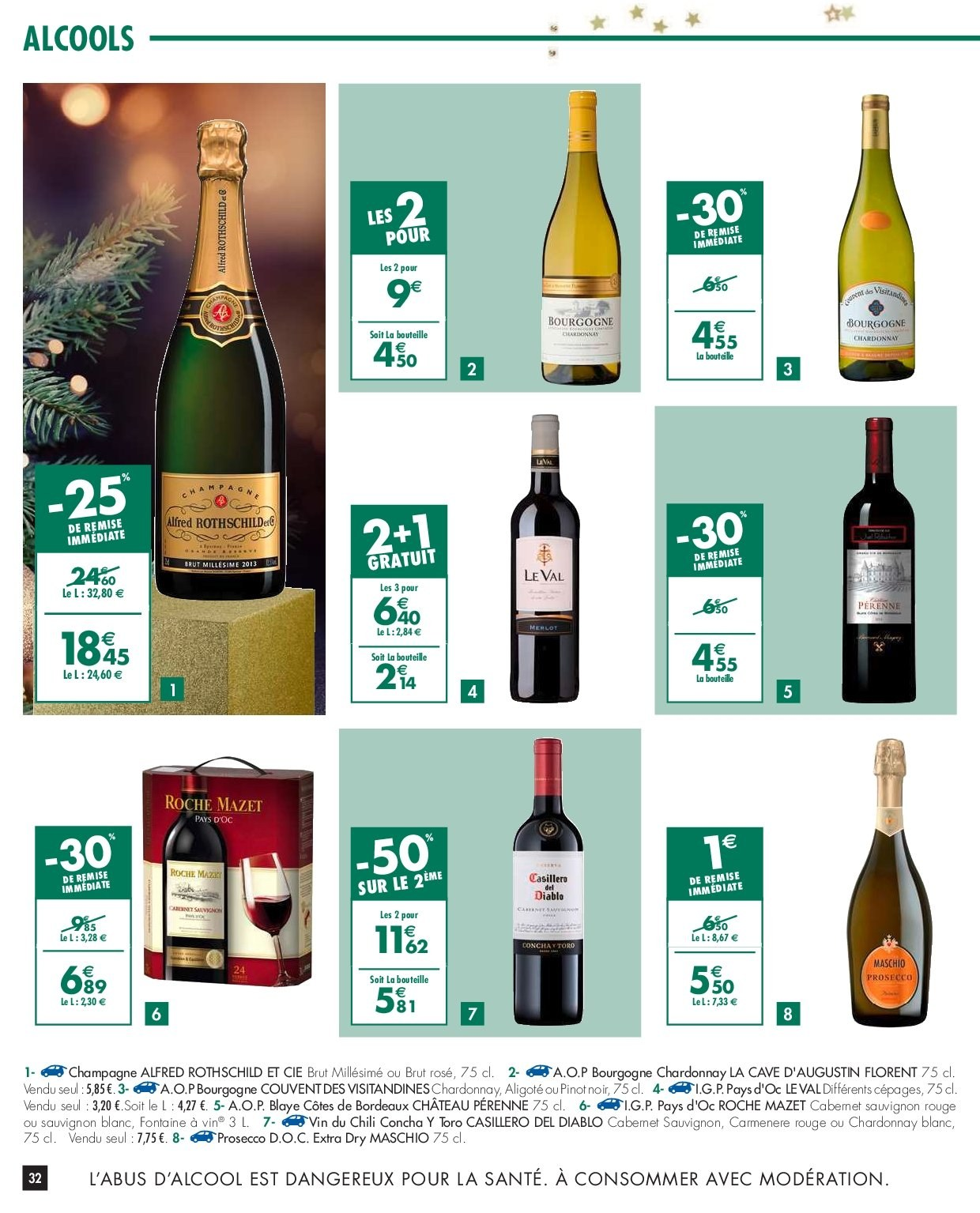 Catalogue Carrefour - 26.12.2018 - 31.12.2018. Page 32.