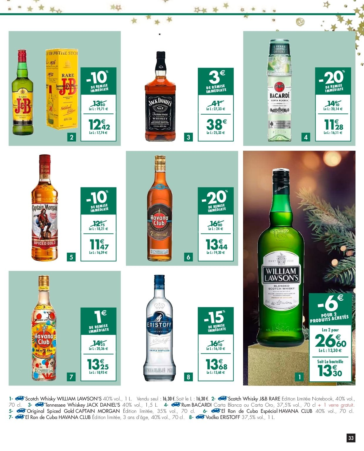 Catalogue Carrefour - 26.12.2018 - 31.12.2018. Page 33.