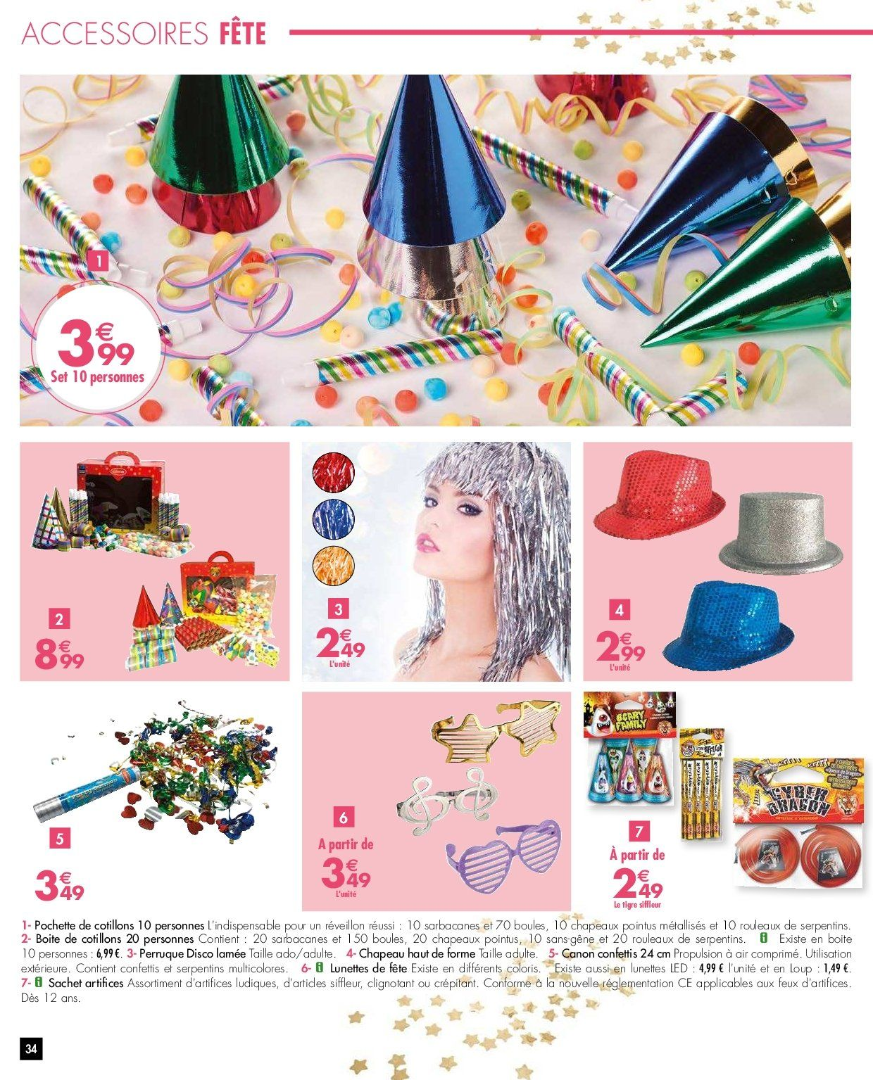Catalogue Carrefour - 26.12.2018 - 31.12.2018. Page 34.