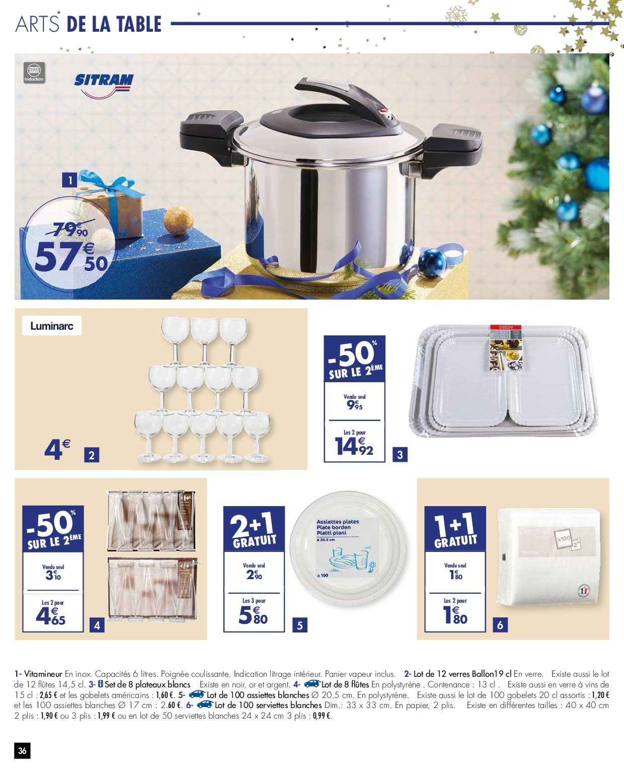Catalogue Carrefour - 26.12.2018 - 31.12.2018. Page 36.