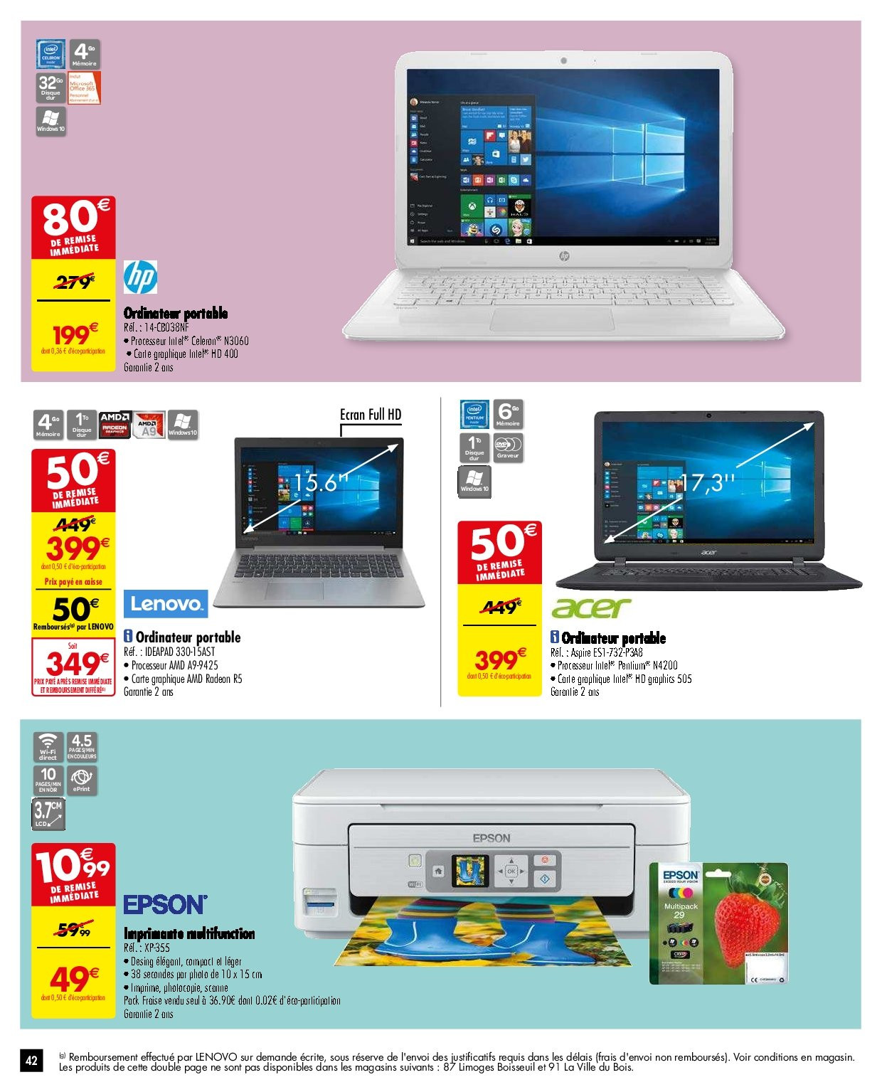 Catalogue Carrefour - 26.12.2018 - 31.12.2018. Page 42.