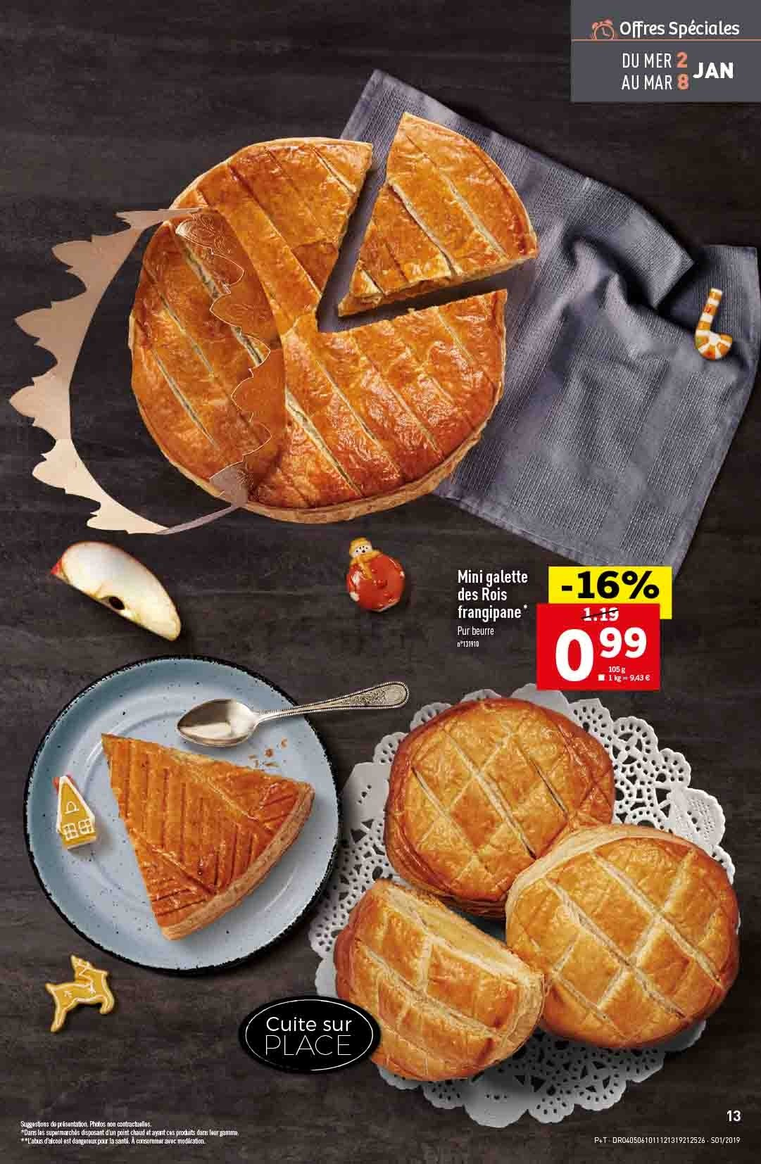 Catalogue Lidl - 02.01.2019 - 08.01.2019. Page 13.