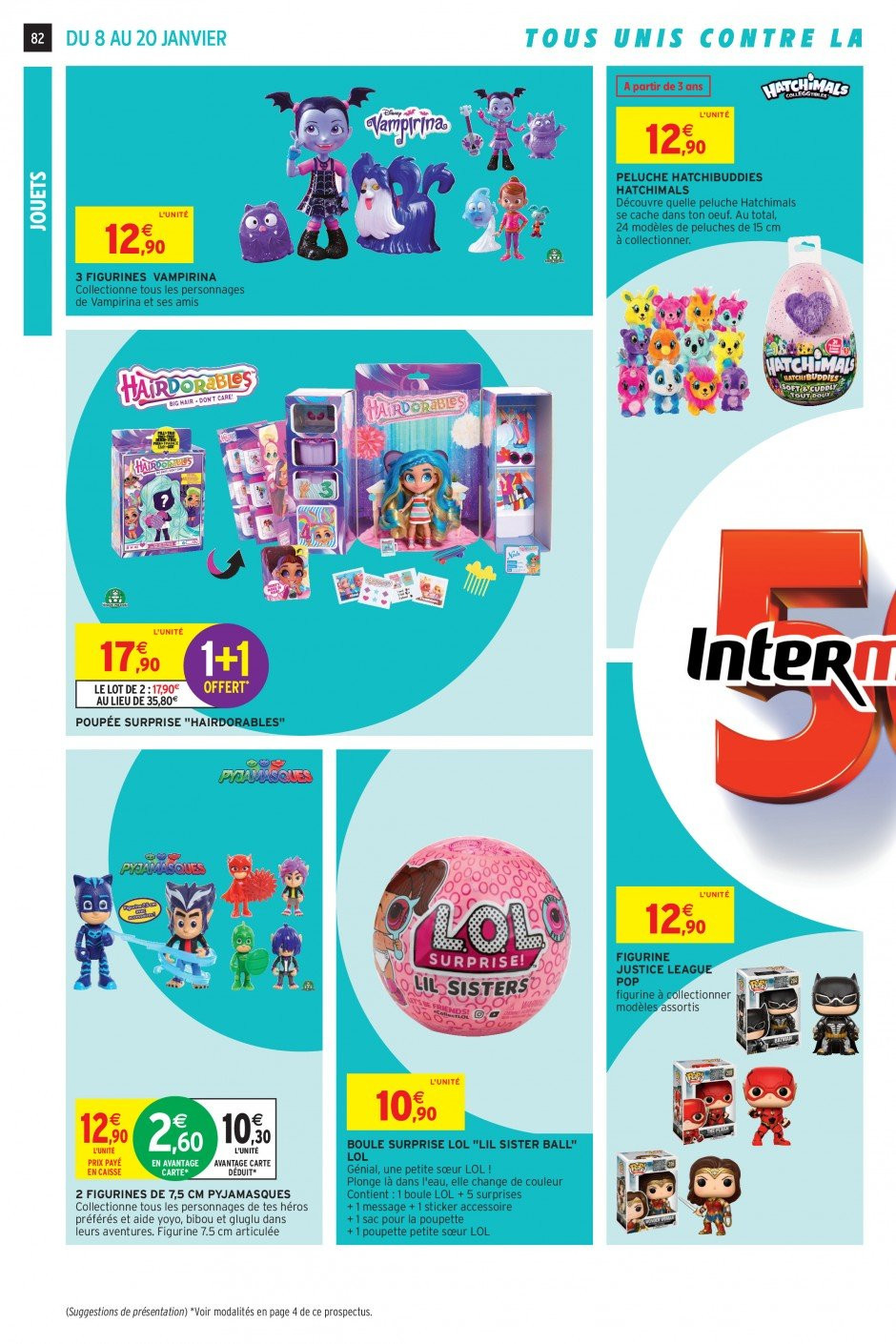 Catalogue Intermarché - 08.01.2019 - 20.01.2019. Page 79.