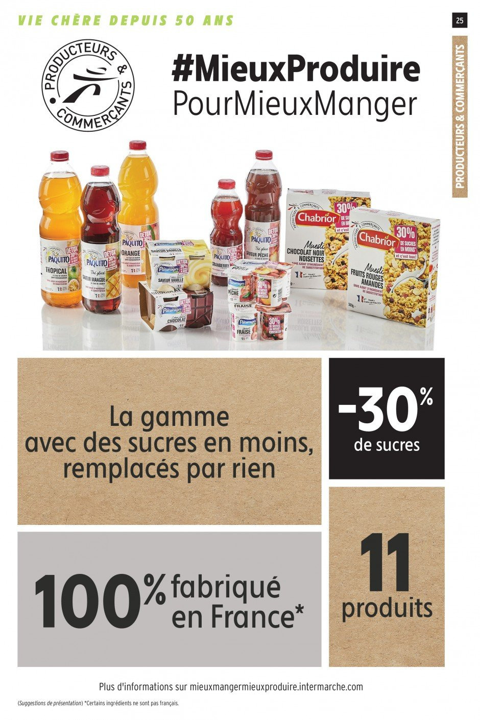 Catalogue Intermarché - 22.01.2019 - 27.01.2019. Page 25.