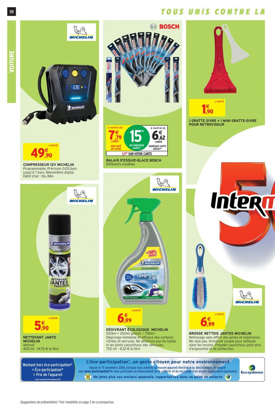 Catalogue Intermarché - 22.01.2019 - 27.01.2019. Page 56.