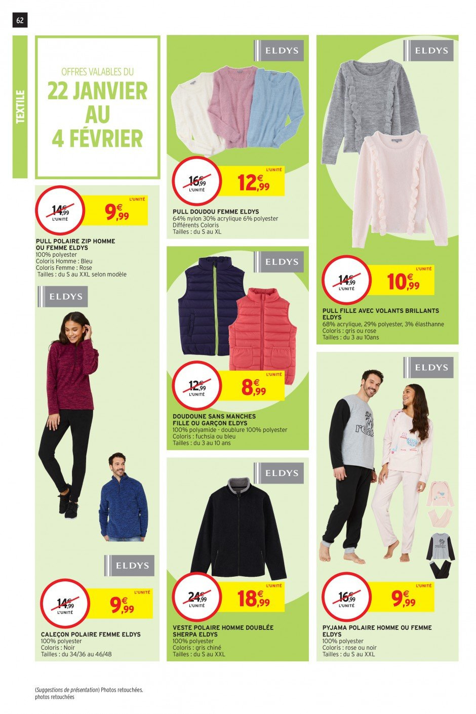 Catalogue Intermarché - 22.01.2019 - 27.01.2019. Page 60.