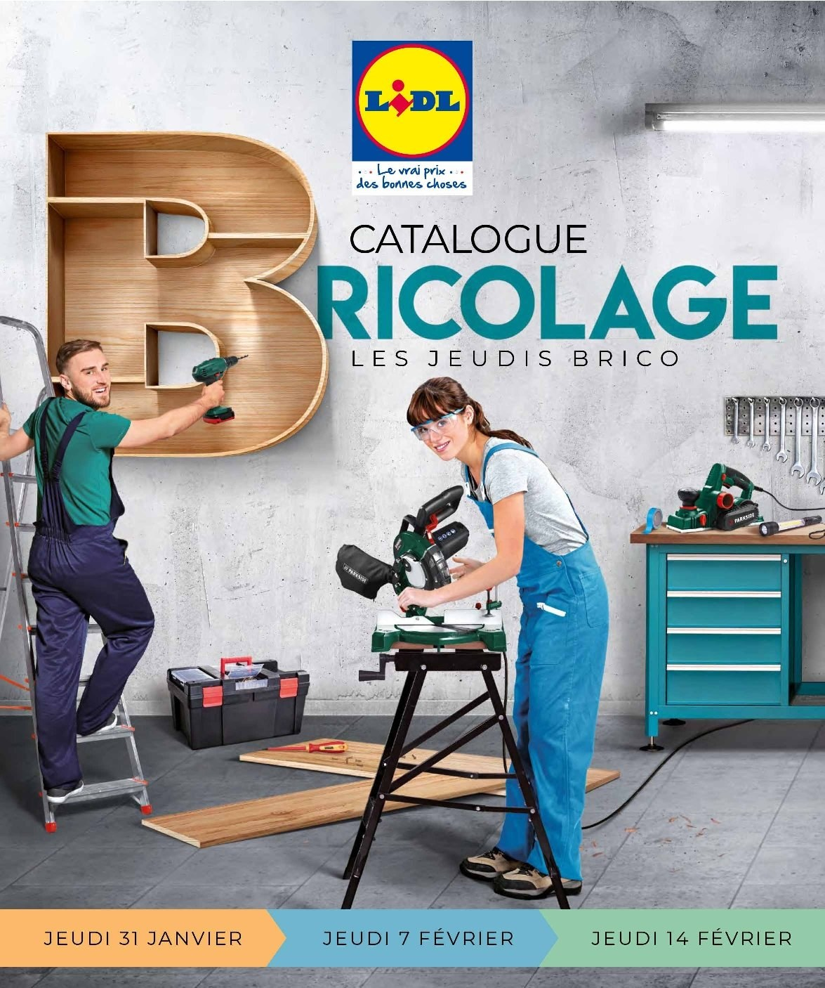Catalogue Lidl - 31.01.2019 - 14.02.2019. Page 1.