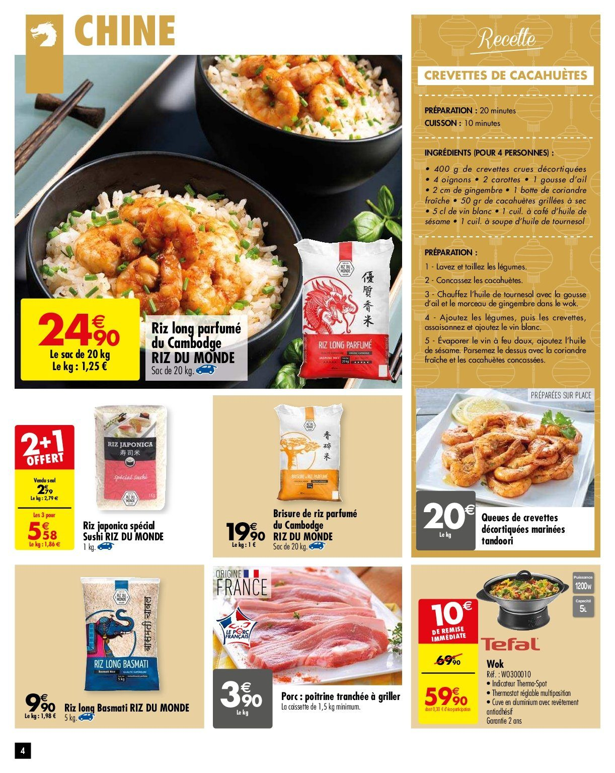 Catalogue Carrefour - 29.01.2019 - 04.02.2019. Page 4.