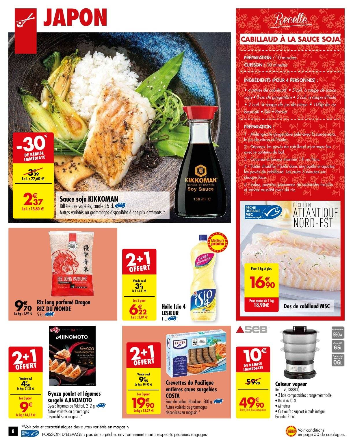 Catalogue Carrefour - 29.01.2019 - 04.02.2019. Page 8.