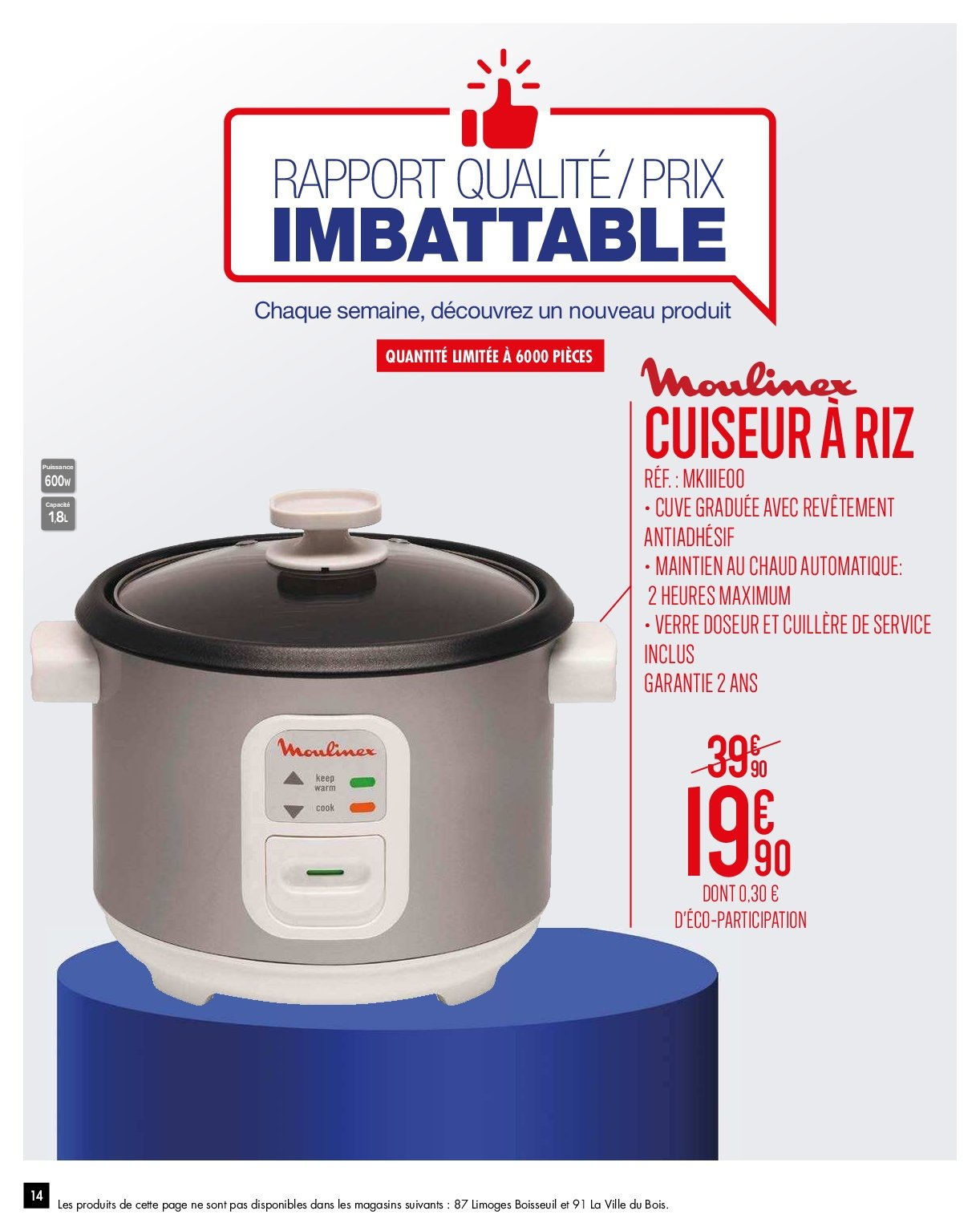 Catalogue Carrefour - 29.01.2019 - 04.02.2019. Page 14.