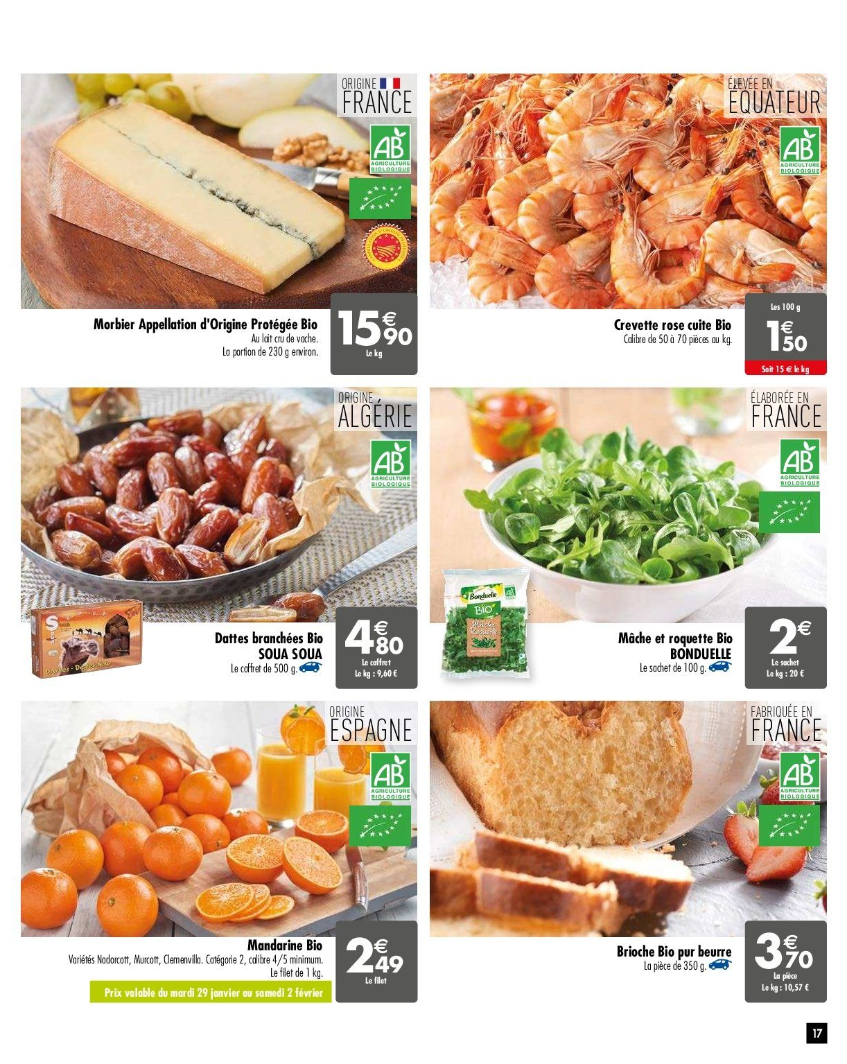 Catalogue Carrefour - 29.01.2019 - 04.02.2019. Page 17.