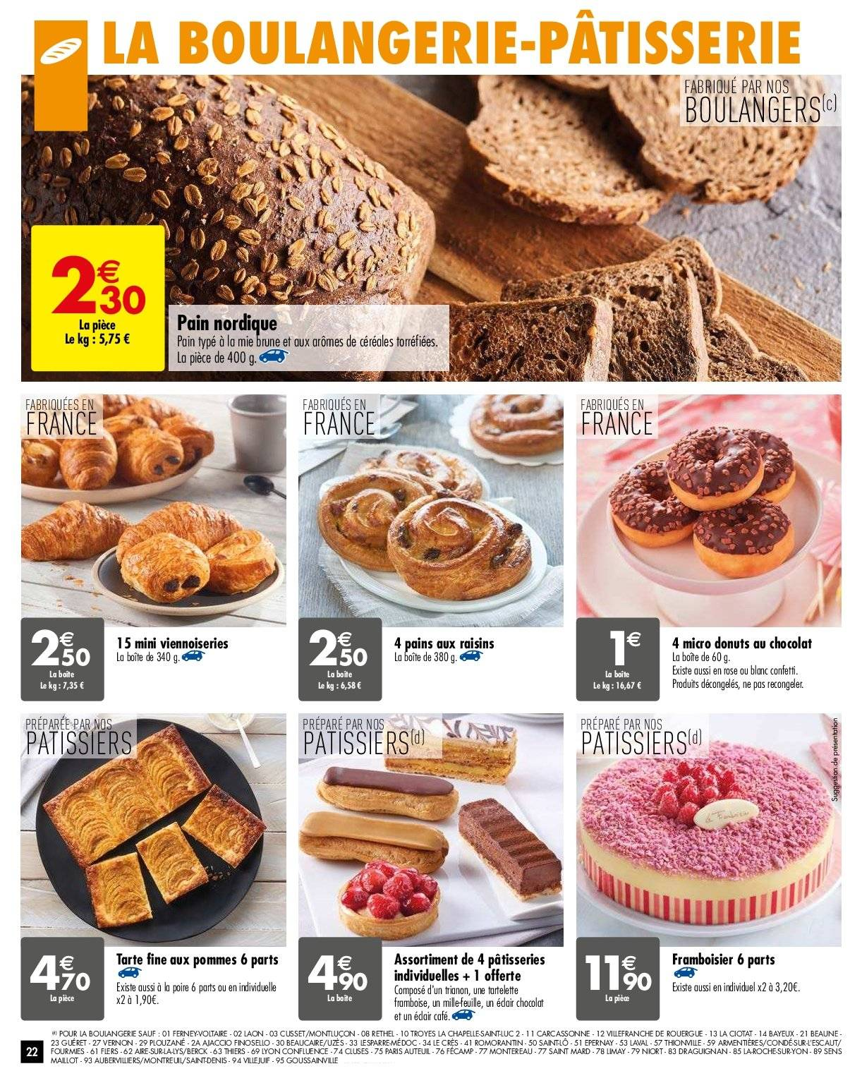 Catalogue Carrefour - 29.01.2019 - 04.02.2019. Page 22.