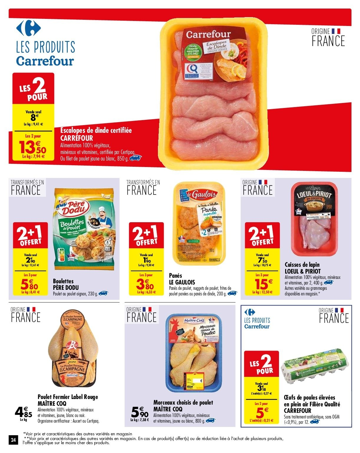 Catalogue Carrefour - 29.01.2019 - 04.02.2019. Page 24.