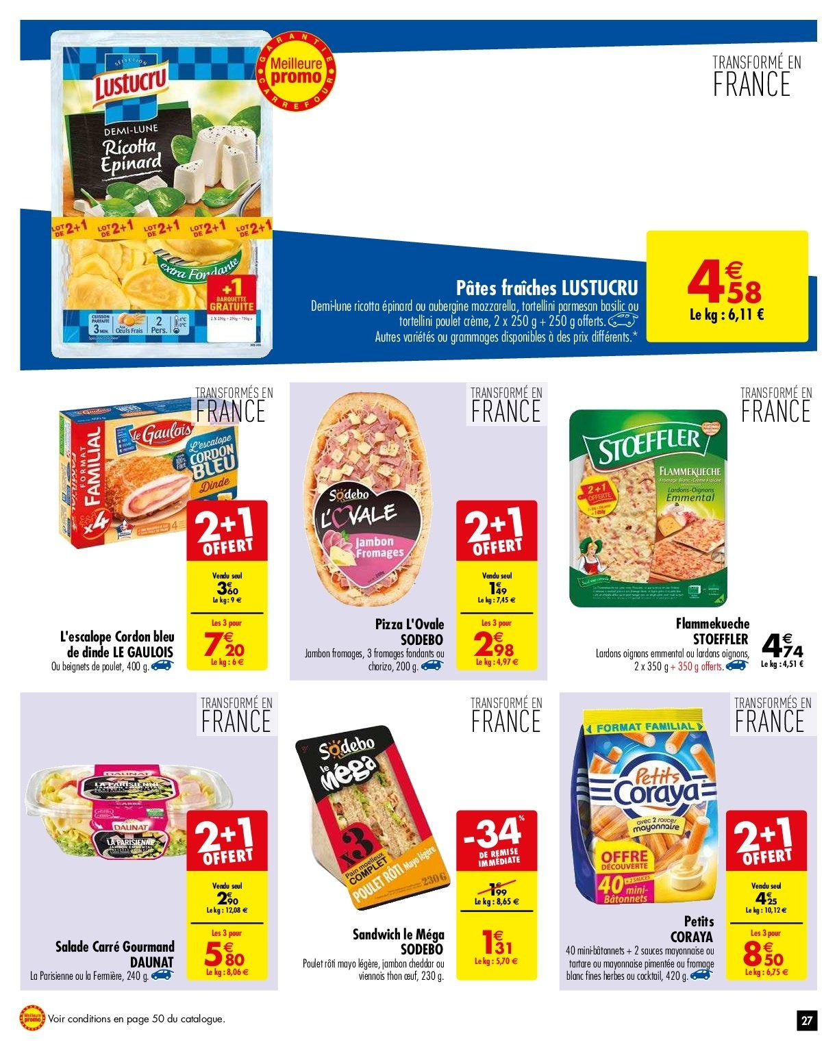 Catalogue Carrefour - 29.01.2019 - 04.02.2019. Page 27.