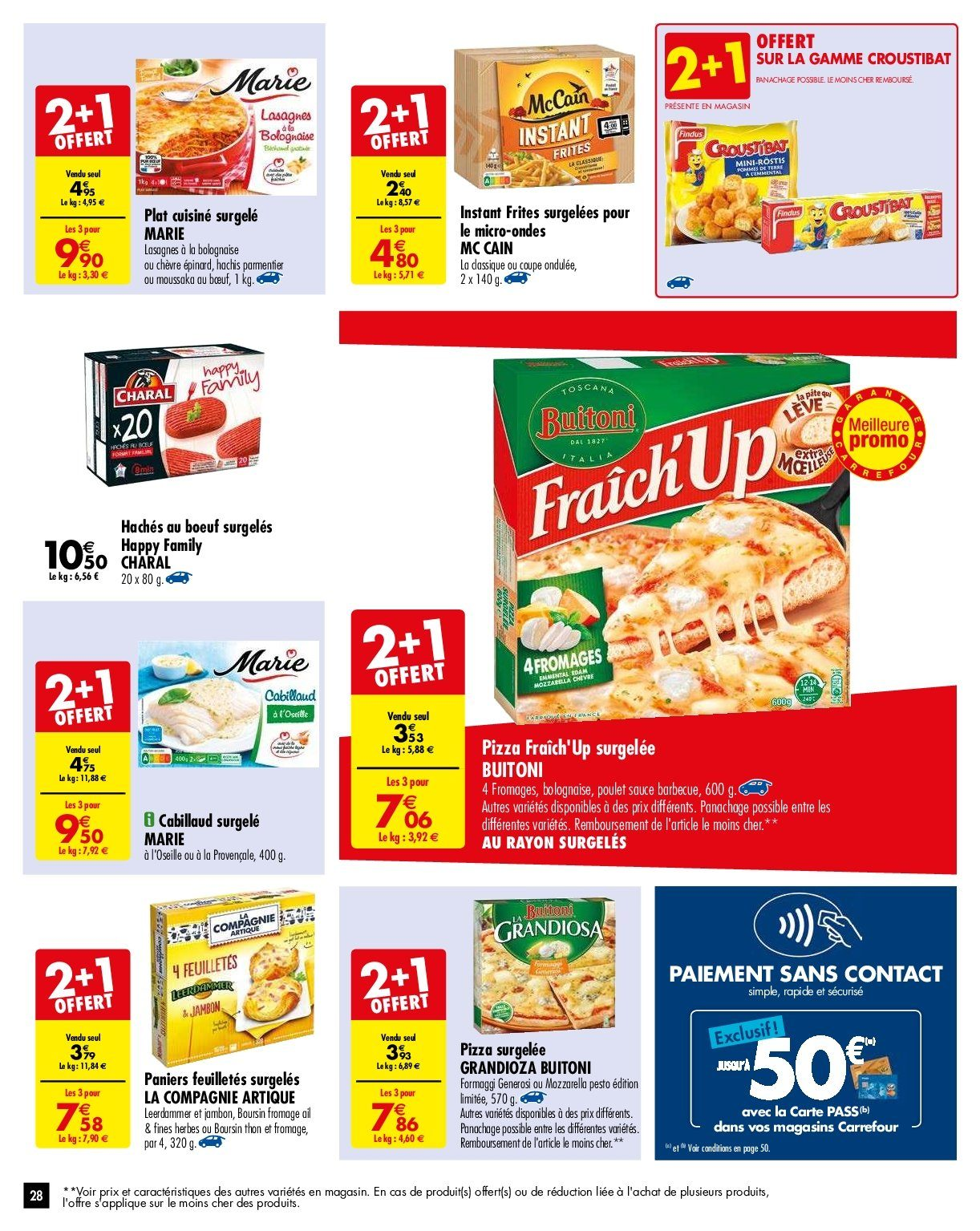 Catalogue Carrefour - 29.01.2019 - 04.02.2019. Page 28.