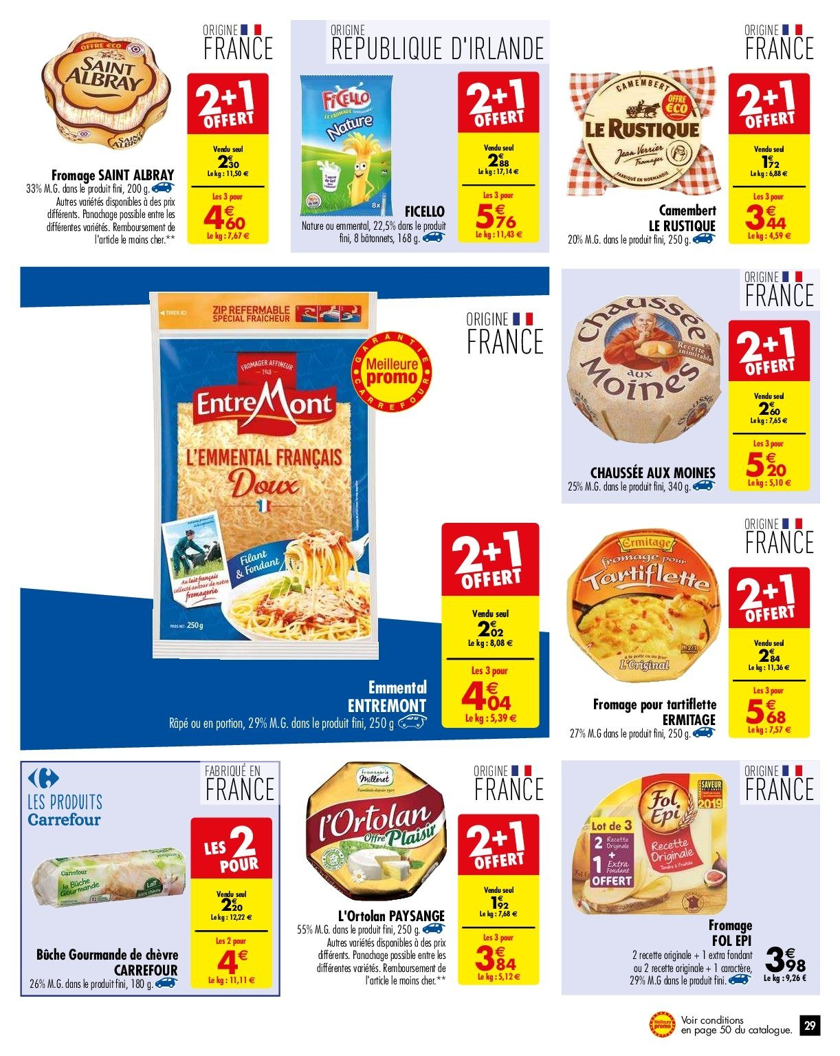 Catalogue Carrefour - 29.01.2019 - 04.02.2019. Page 29.