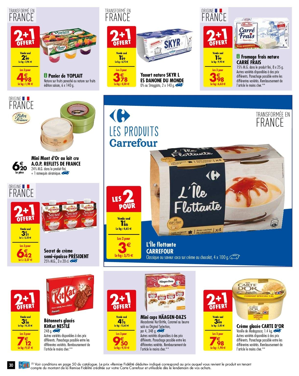 Catalogue Carrefour - 29.01.2019 - 04.02.2019. Page 30.