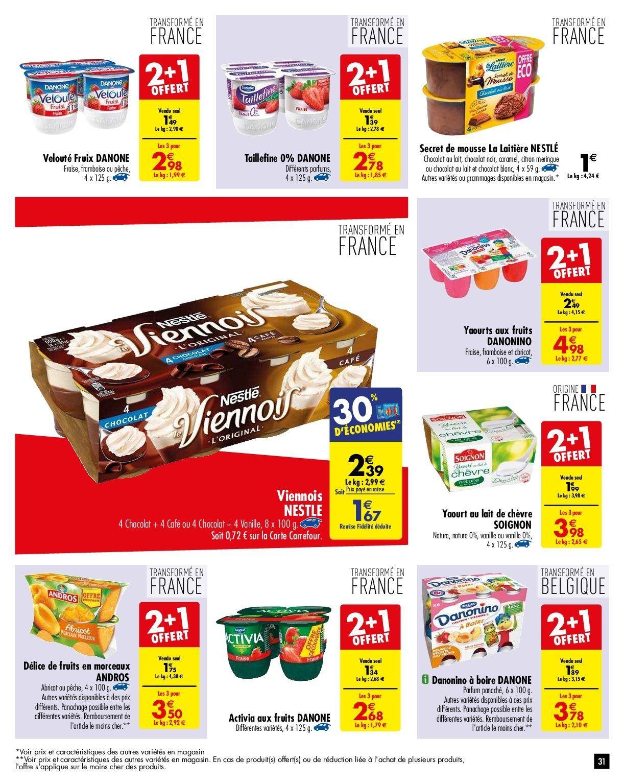 Catalogue Carrefour - 29.01.2019 - 04.02.2019. Page 31.