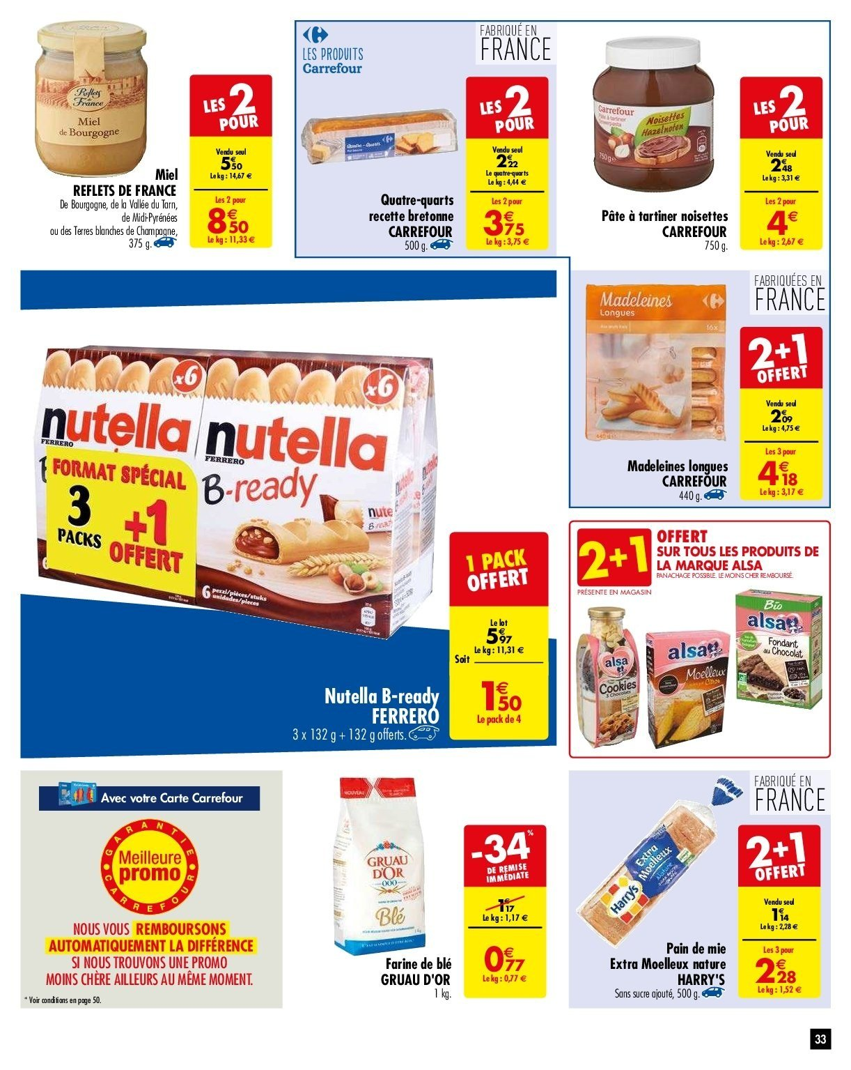 Catalogue Carrefour - 29.01.2019 - 04.02.2019. Page 33.